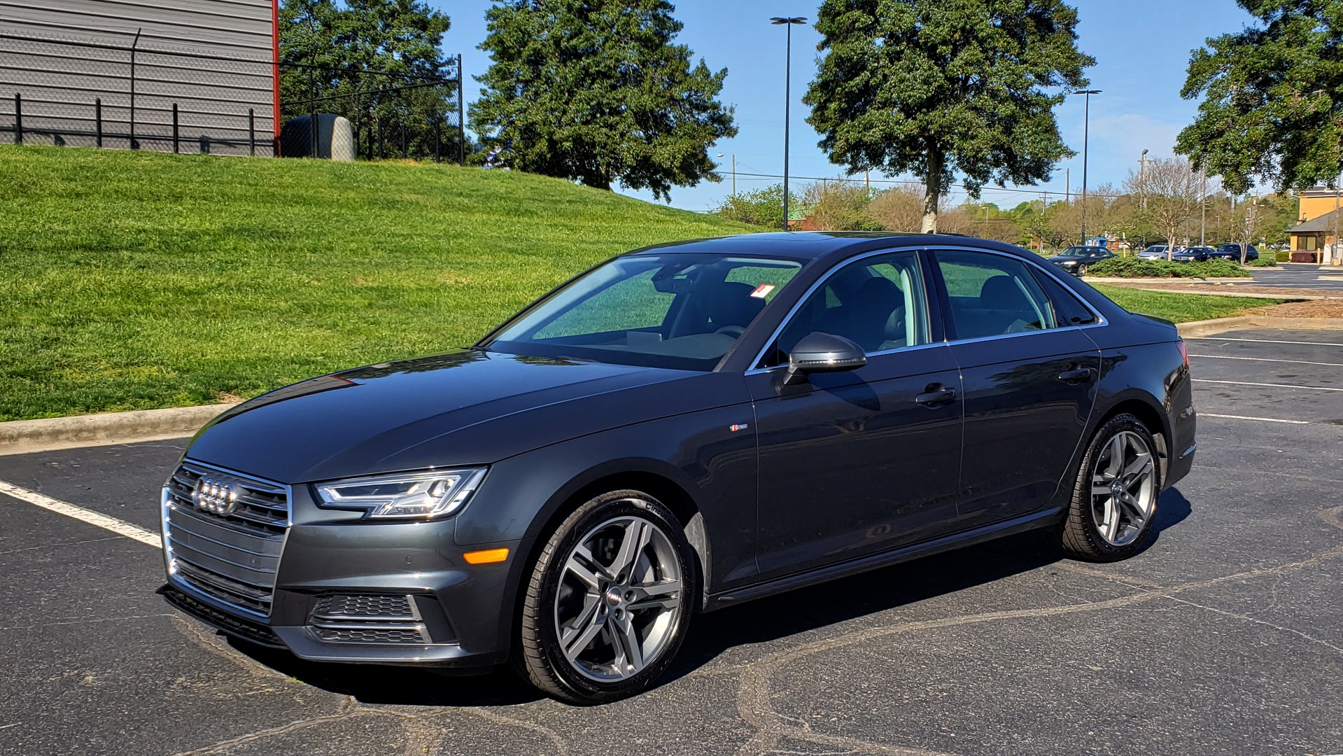 Used 2017 Audi A4 PREMIUM PLUS 2.0T S-TRONIC / NAV / SUNROOF / REARVIEW for sale Sold at Formula Imports in Charlotte NC 28227 1