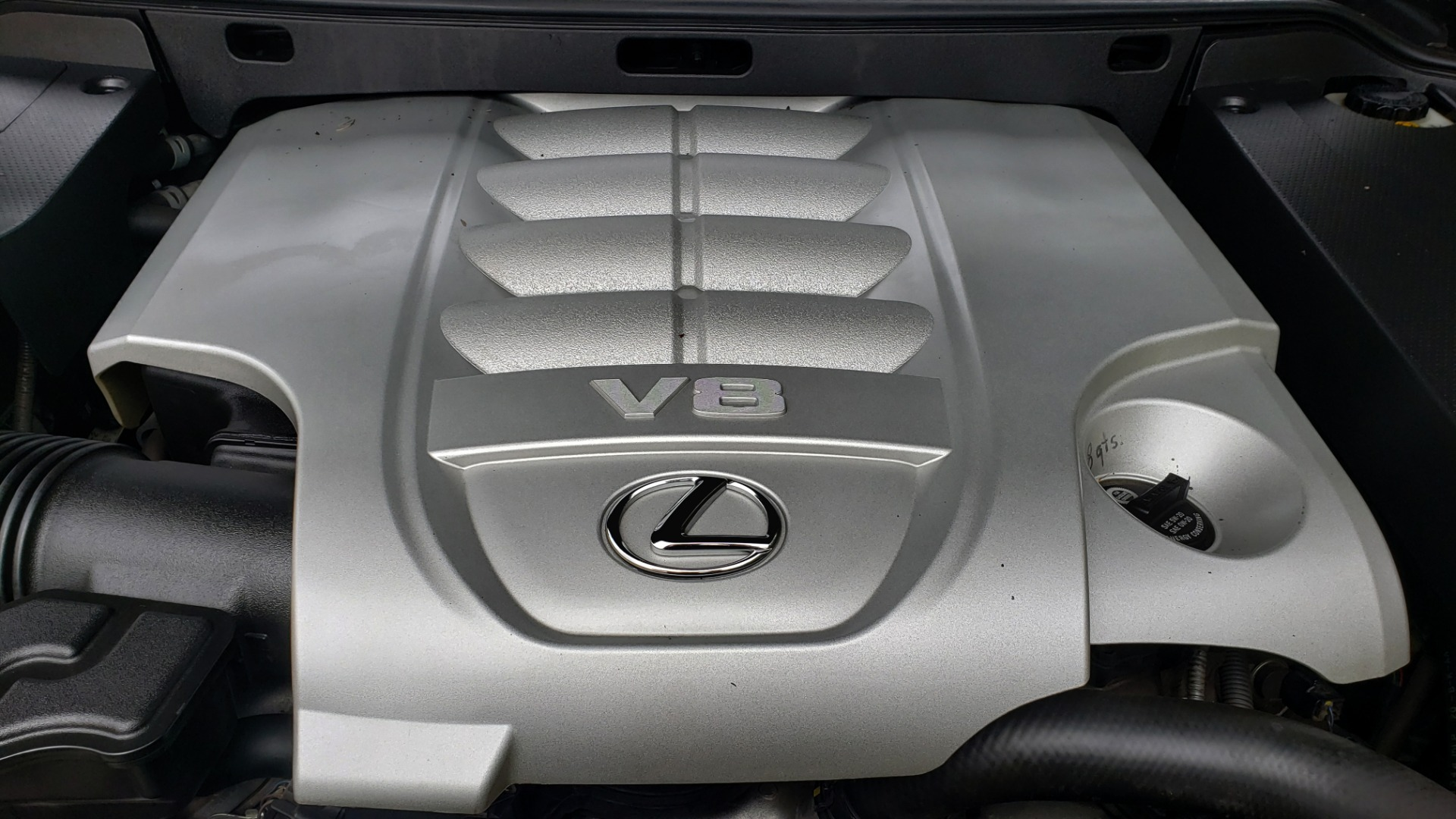 Used 2008 Lexus LX 570 4WD / TECH PKG / NAV / SUNROOF / MARK LEVINSON / PARK ASST for sale $22,995 at Formula Imports in Charlotte NC 28227 11