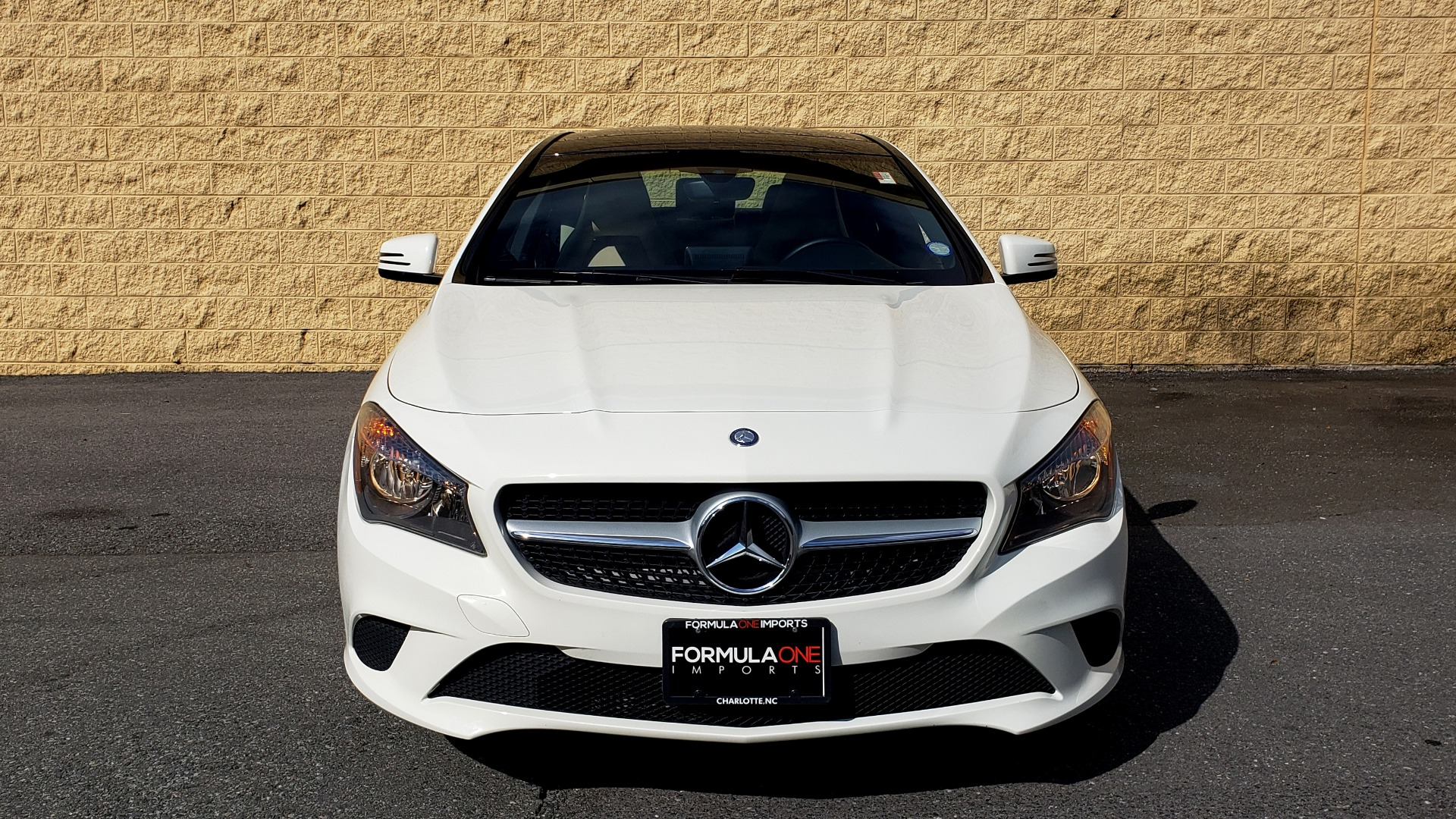 Used 2015 Mercedes-Benz CLA-Class CLA250 / FWD / SUNROOF / SPORT SUSP / CAMERA for sale Sold at Formula One Imports in Charlotte NC 28227 15