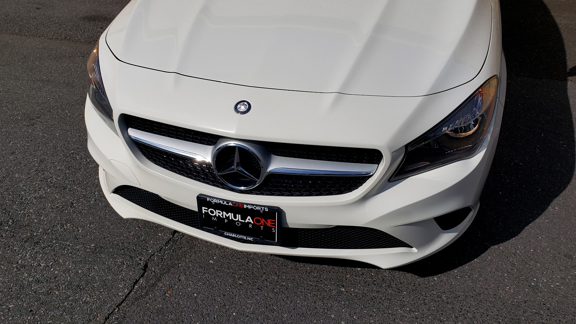 Used 2015 Mercedes-Benz CLA-Class CLA250 / FWD / SUNROOF / SPORT SUSP / CAMERA for sale Sold at Formula Imports in Charlotte NC 28227 18