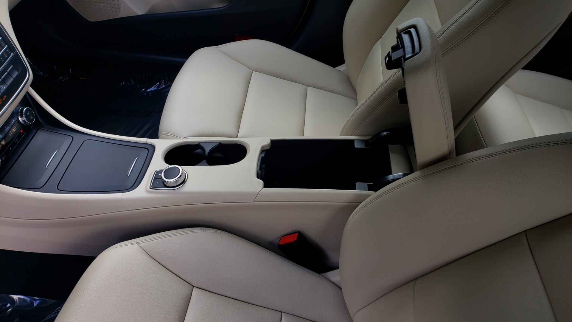 Used 2015 Mercedes-Benz CLA-Class CLA250 / FWD / SUNROOF / SPORT SUSP / CAMERA for sale Sold at Formula One Imports in Charlotte NC 28227 48