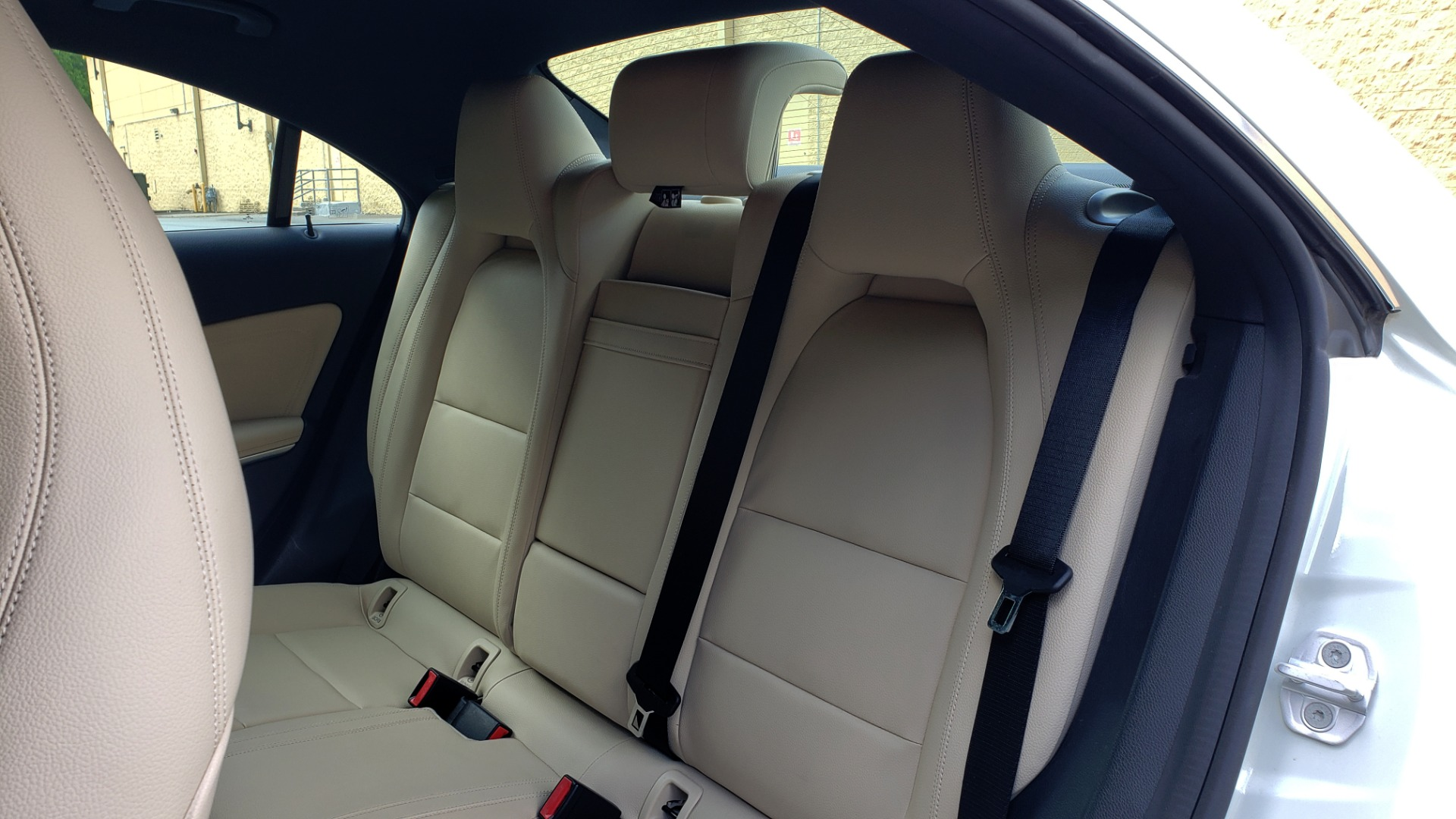 Used 2015 Mercedes-Benz CLA-Class CLA250 / FWD / SUNROOF / SPORT SUSP / CAMERA for sale Sold at Formula One Imports in Charlotte NC 28227 54