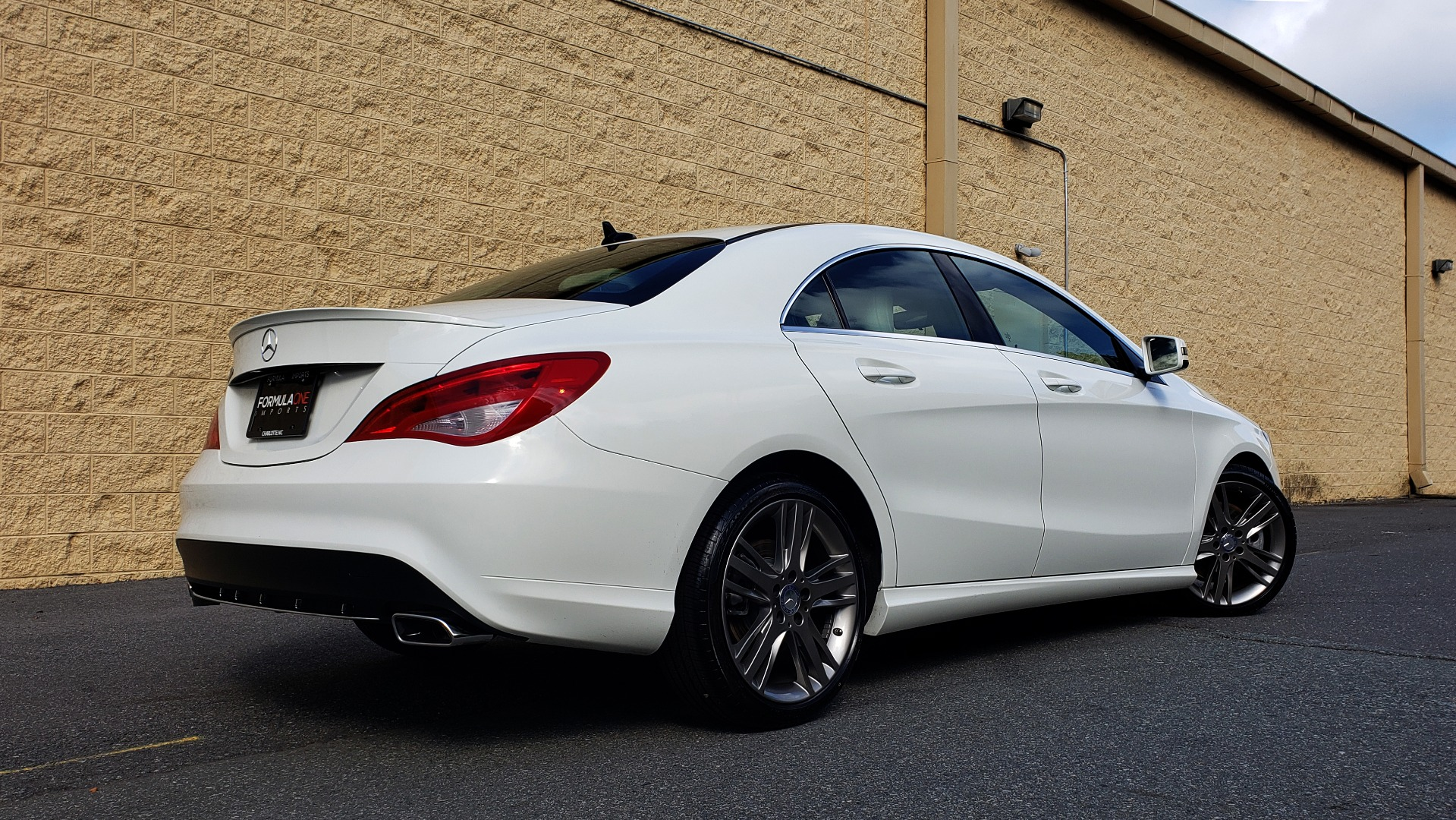 Used 2015 Mercedes-Benz CLA-Class CLA250 / FWD / SUNROOF / SPORT SUSP / CAMERA for sale Sold at Formula Imports in Charlotte NC 28227 6
