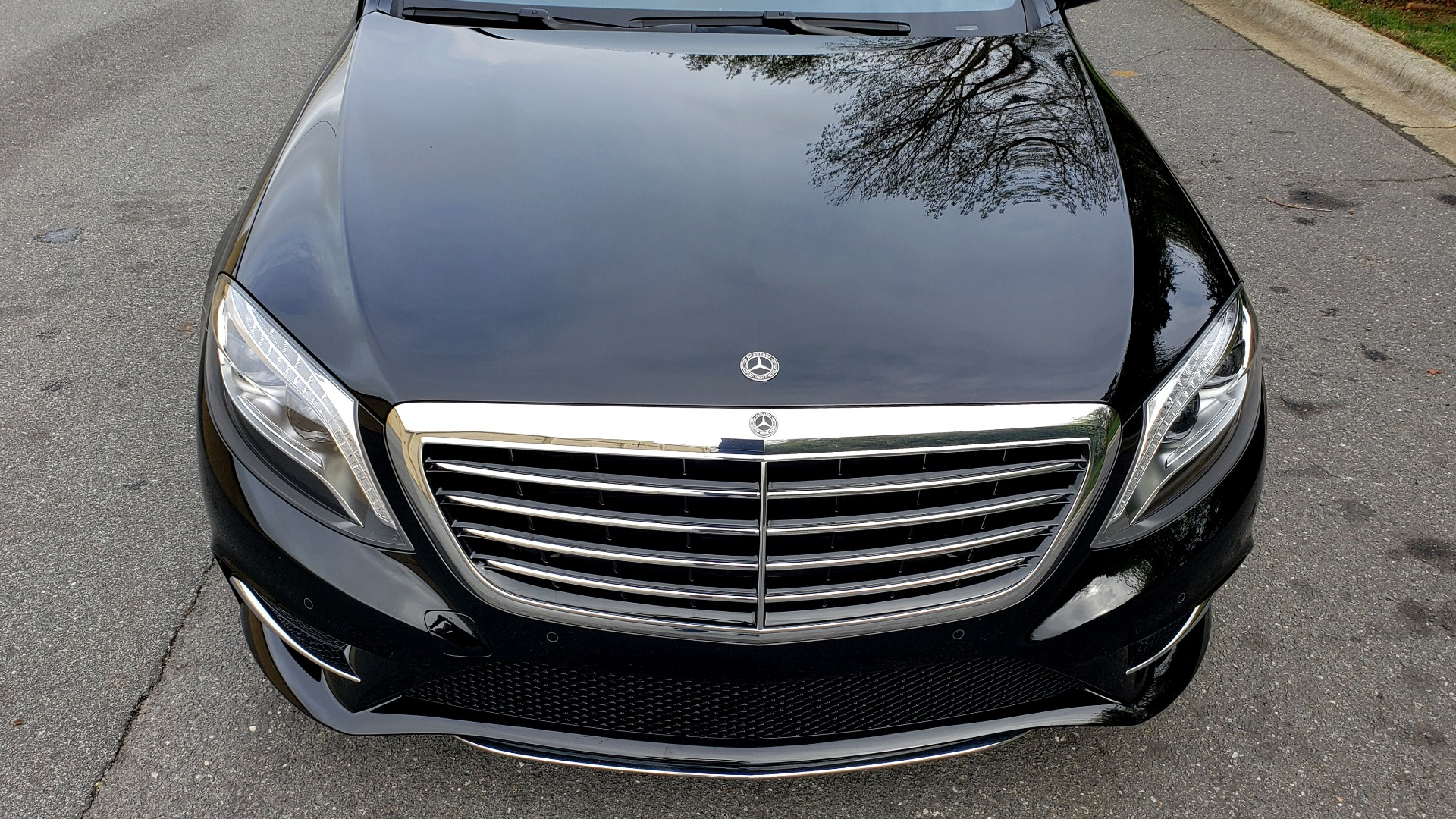 Used 2017 Mercedes-Benz S-CLASS S 550 4MATIC SPORT / PREM PKG / WARMTH & COMFORT / KEYLESS-GO for sale Sold at Formula Imports in Charlotte NC 28227 15