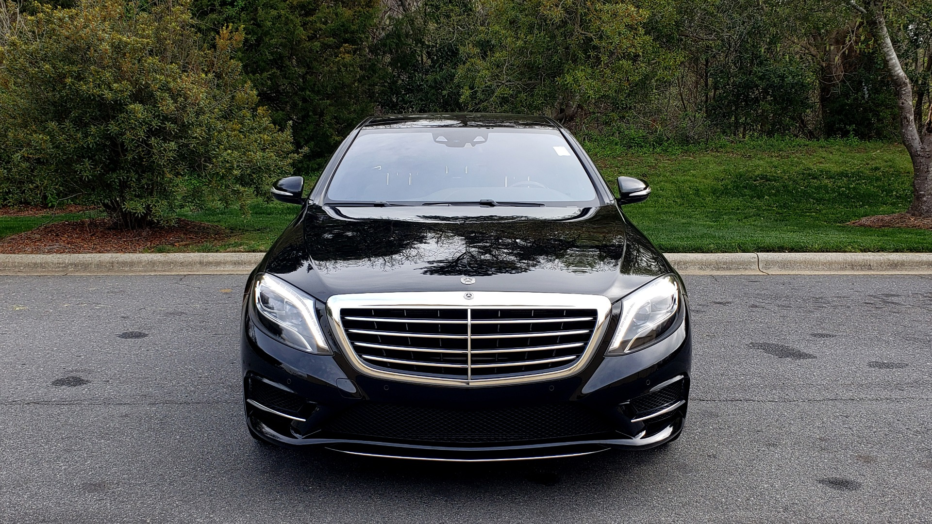 Used 2017 Mercedes-Benz S-CLASS S 550 4MATIC SPORT / PREM PKG / WARMTH & COMFORT / KEYLESS-GO for sale Sold at Formula Imports in Charlotte NC 28227 25