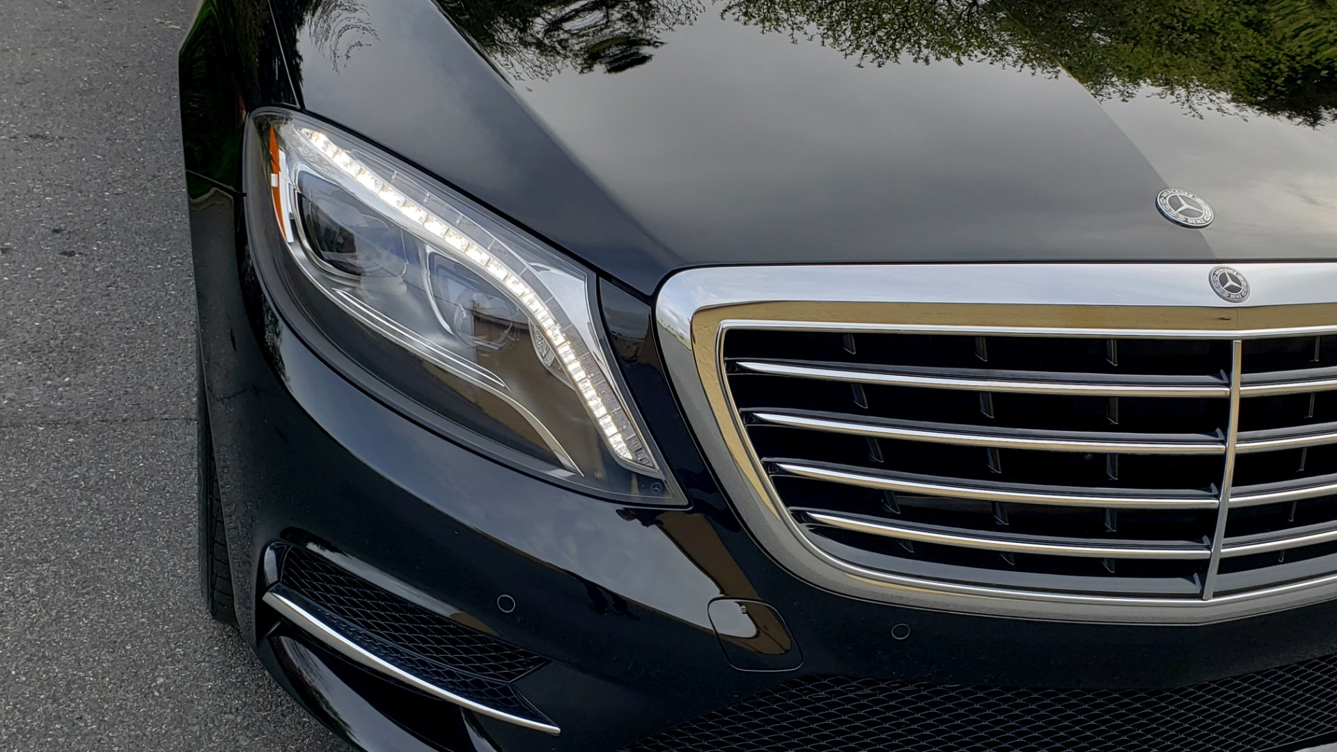 Used 2017 Mercedes-Benz S-CLASS S 550 4MATIC SPORT / PREM PKG / WARMTH & COMFORT / KEYLESS-GO for sale Sold at Formula Imports in Charlotte NC 28227 26