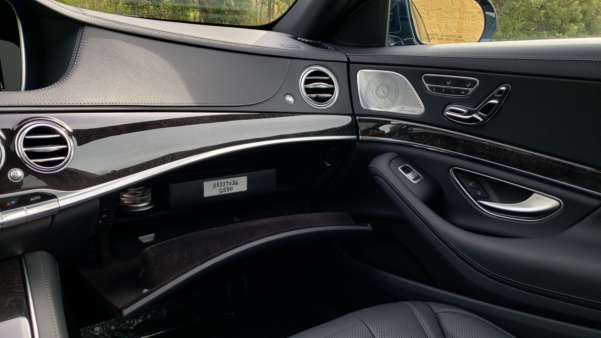 Used 2017 Mercedes-Benz S-CLASS S 550 4MATIC SPORT / PREM PKG / WARMTH & COMFORT / KEYLESS-GO for sale Sold at Formula Imports in Charlotte NC 28227 57