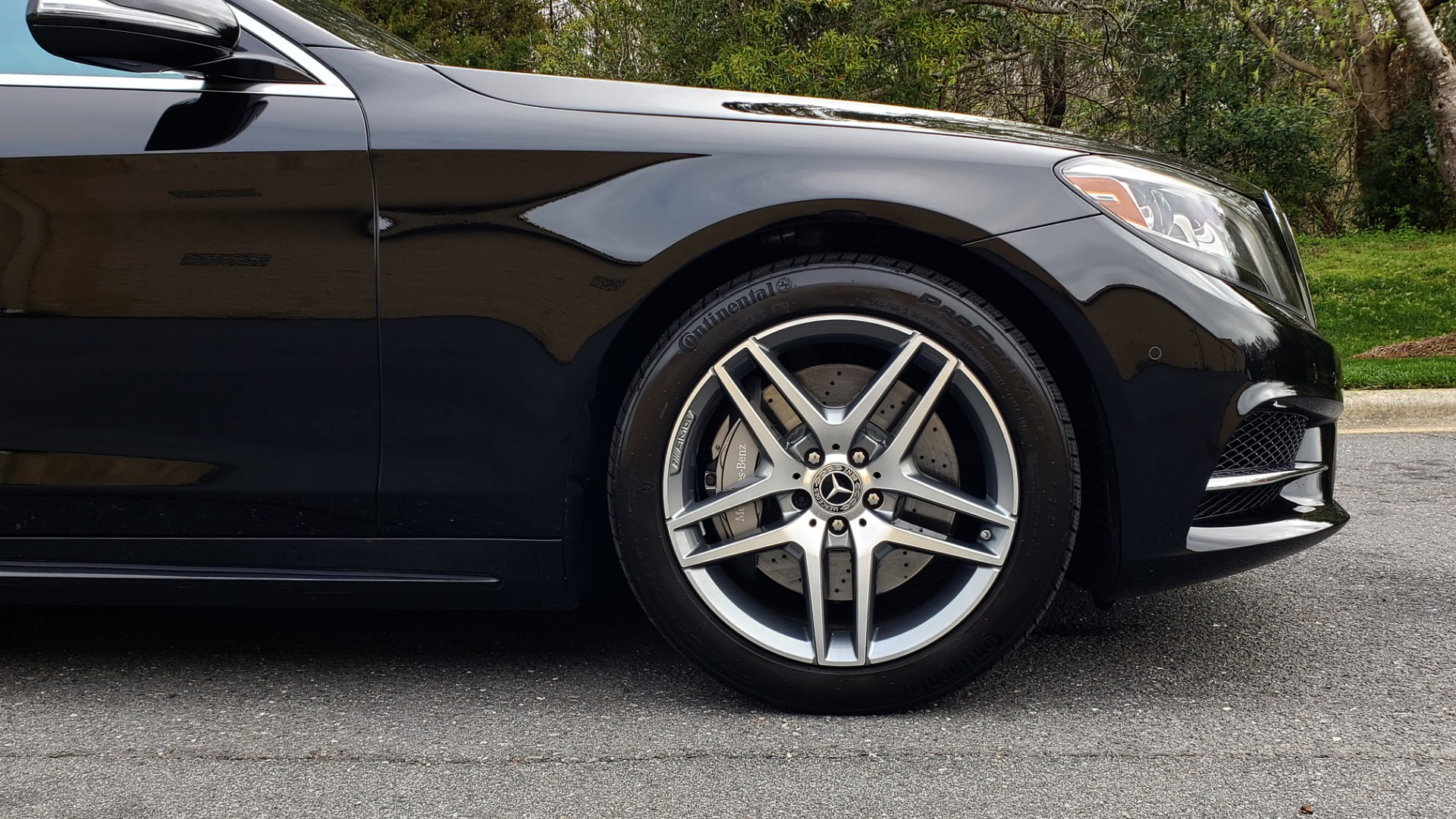 Used 2017 Mercedes-Benz S-CLASS S 550 4MATIC SPORT / PREM PKG / WARMTH & COMFORT / KEYLESS-GO for sale Sold at Formula Imports in Charlotte NC 28227 96