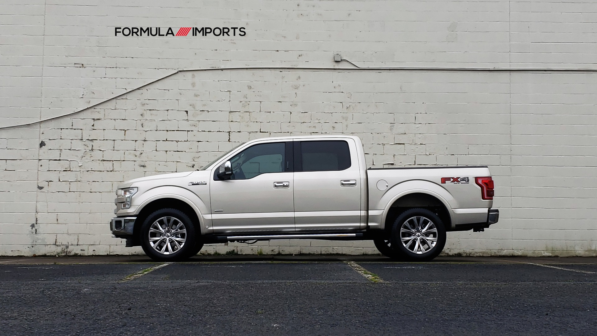 Used 2017 Ford F-150 LARIAT 4X4 SUPERCREW / NAV / ADAPT CRS / PANO-ROOF / BLIS / REARVIEW for sale Sold at Formula Imports in Charlotte NC 28227 92