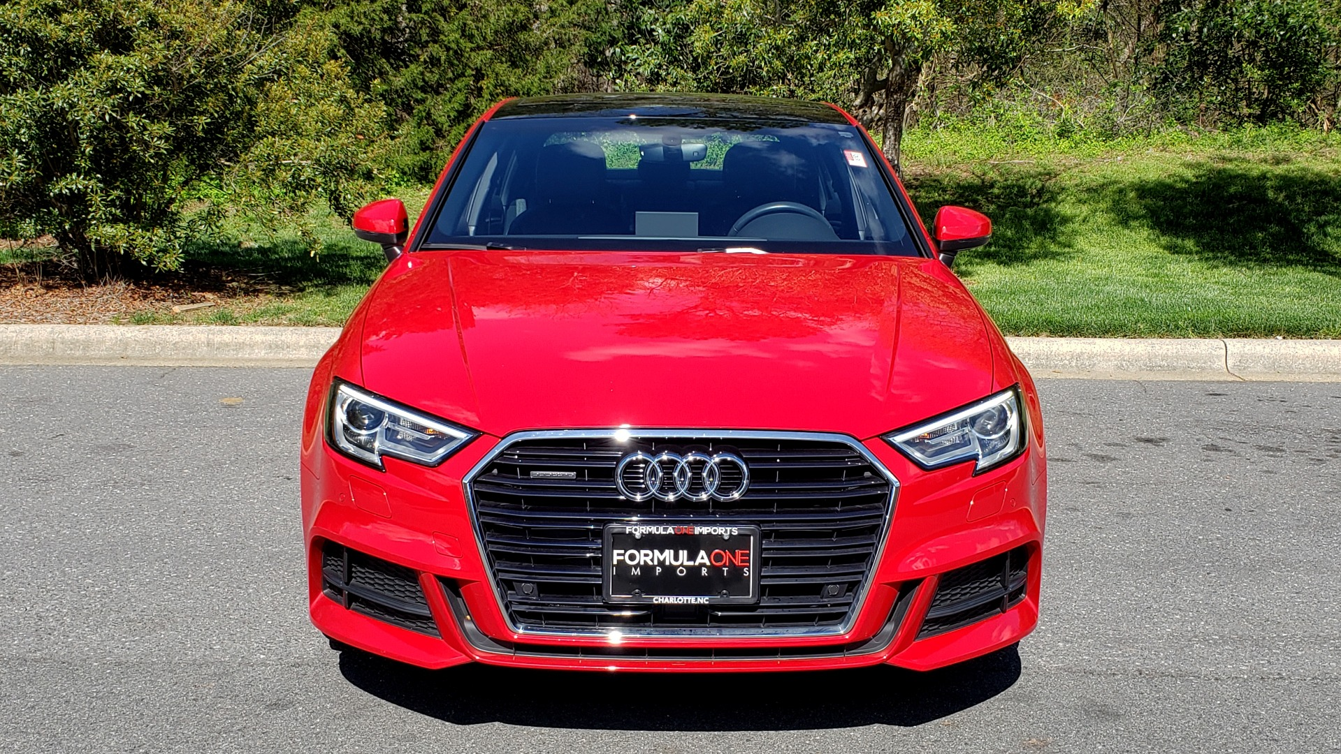 Used 2017 Audi A3 SEDAN PREMIUM PLUS / S-TRONIC / NAV / TECH / SUNROOF / REARVIEW for sale Sold at Formula Imports in Charlotte NC 28227 16