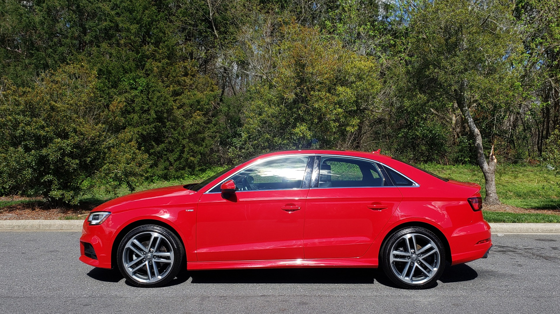 Used 2017 Audi A3 SEDAN PREMIUM PLUS / S-TRONIC / NAV / TECH / SUNROOF / REARVIEW for sale Sold at Formula Imports in Charlotte NC 28227 2