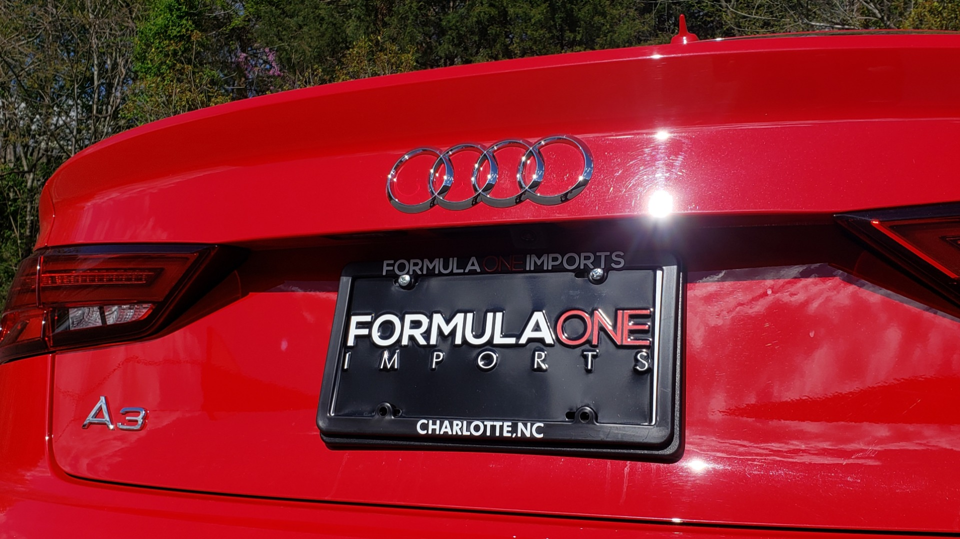 Used 2017 Audi A3 SEDAN PREMIUM PLUS / S-TRONIC / NAV / TECH / SUNROOF / REARVIEW for sale Sold at Formula Imports in Charlotte NC 28227 28