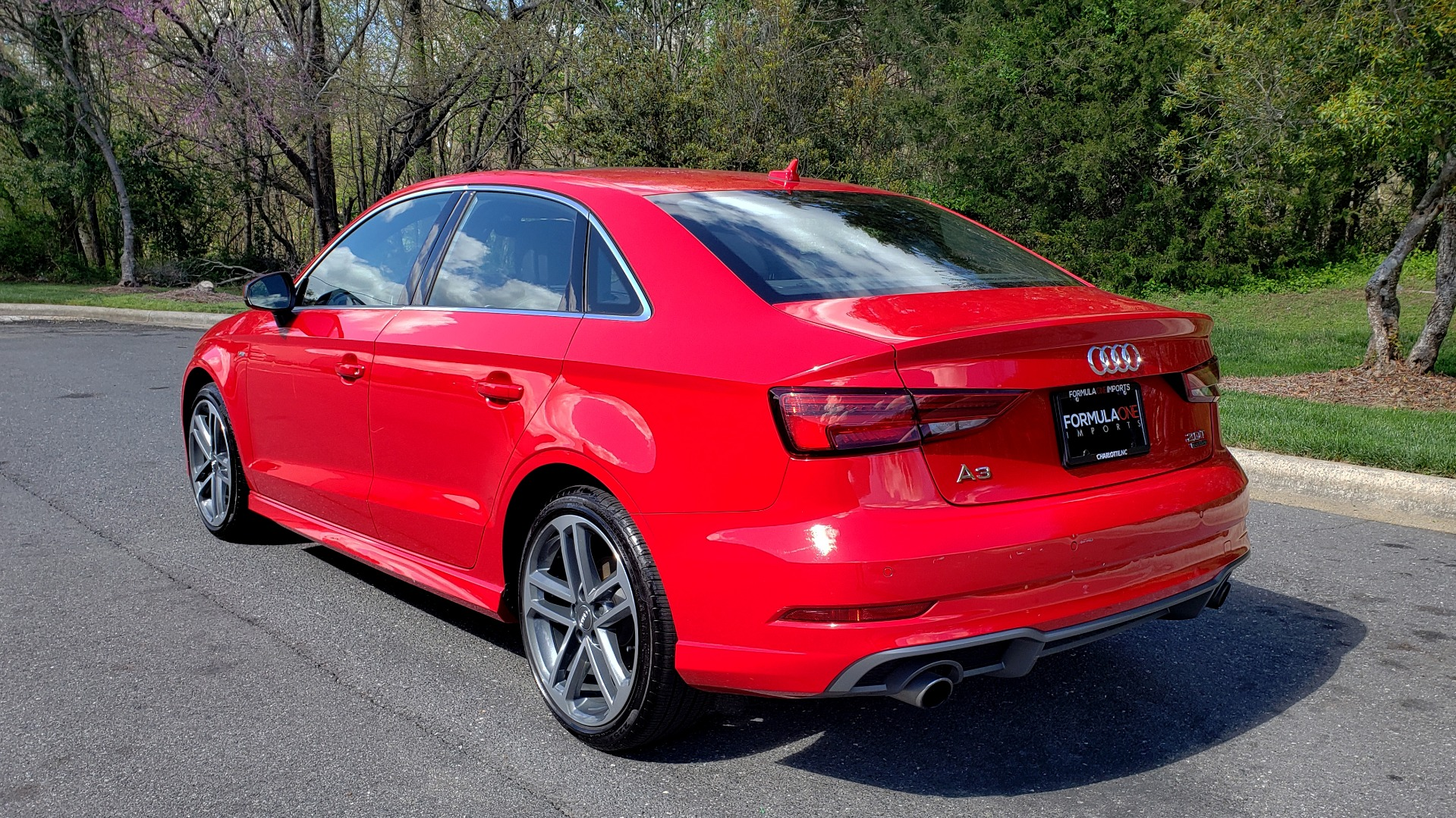 Used 2017 Audi A3 SEDAN PREMIUM PLUS / S-TRONIC / NAV / TECH / SUNROOF / REARVIEW for sale Sold at Formula Imports in Charlotte NC 28227 3