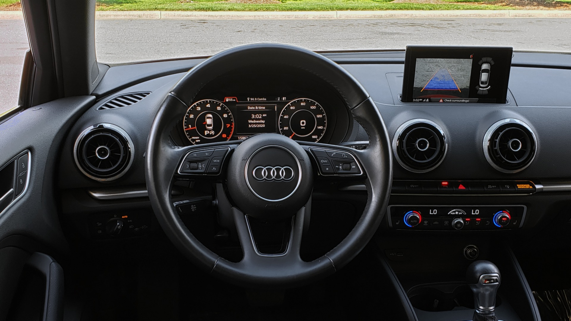 Used 2017 Audi A3 SEDAN PREMIUM PLUS / S-TRONIC / NAV / TECH / SUNROOF / REARVIEW for sale Sold at Formula Imports in Charlotte NC 28227 38