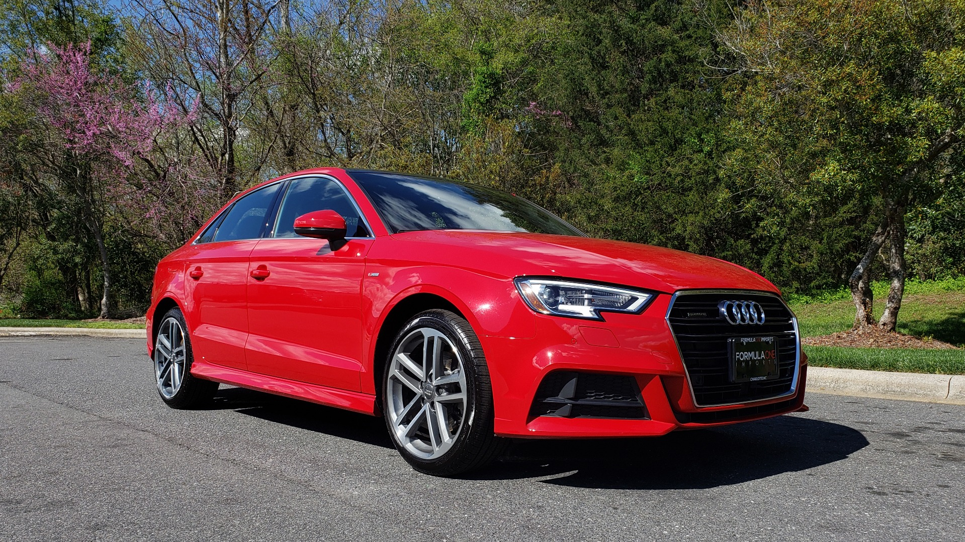 Used 2017 Audi A3 SEDAN PREMIUM PLUS / S-TRONIC / NAV / TECH / SUNROOF / REARVIEW for sale Sold at Formula Imports in Charlotte NC 28227 4