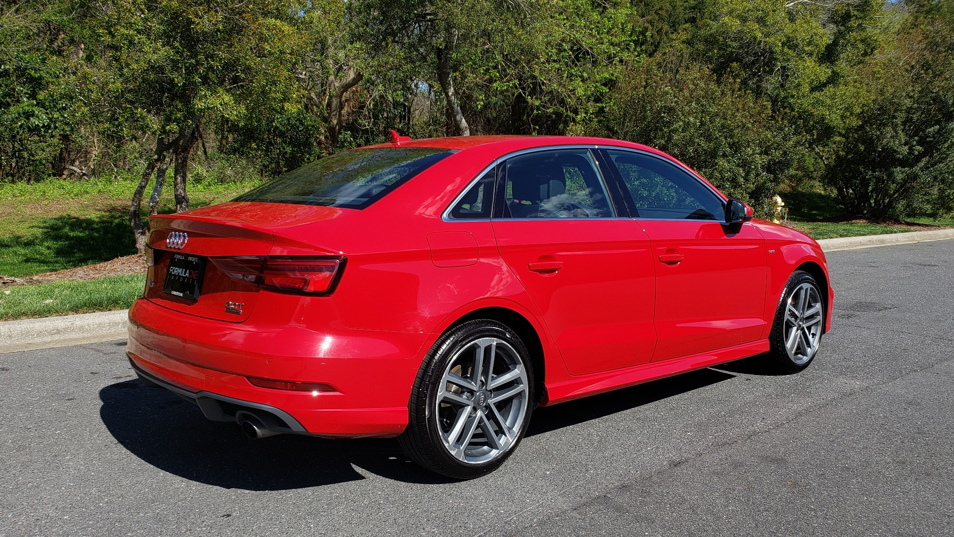 Used 2017 Audi A3 SEDAN PREMIUM PLUS / S-TRONIC / NAV / TECH / SUNROOF / REARVIEW for sale Sold at Formula Imports in Charlotte NC 28227 6