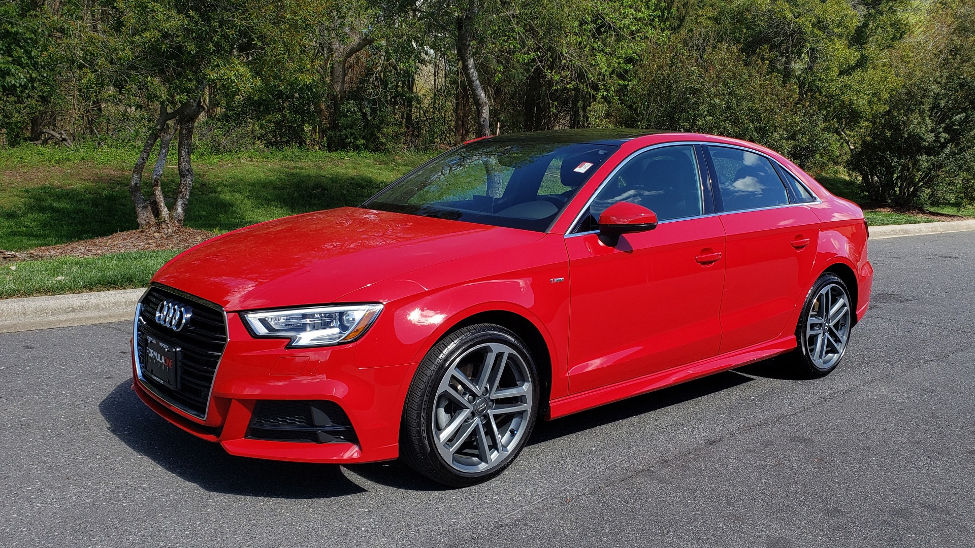 Used 2017 Audi A3 SEDAN PREMIUM PLUS / S-TRONIC / NAV / TECH / SUNROOF / REARVIEW for sale Sold at Formula Imports in Charlotte NC 28227 1