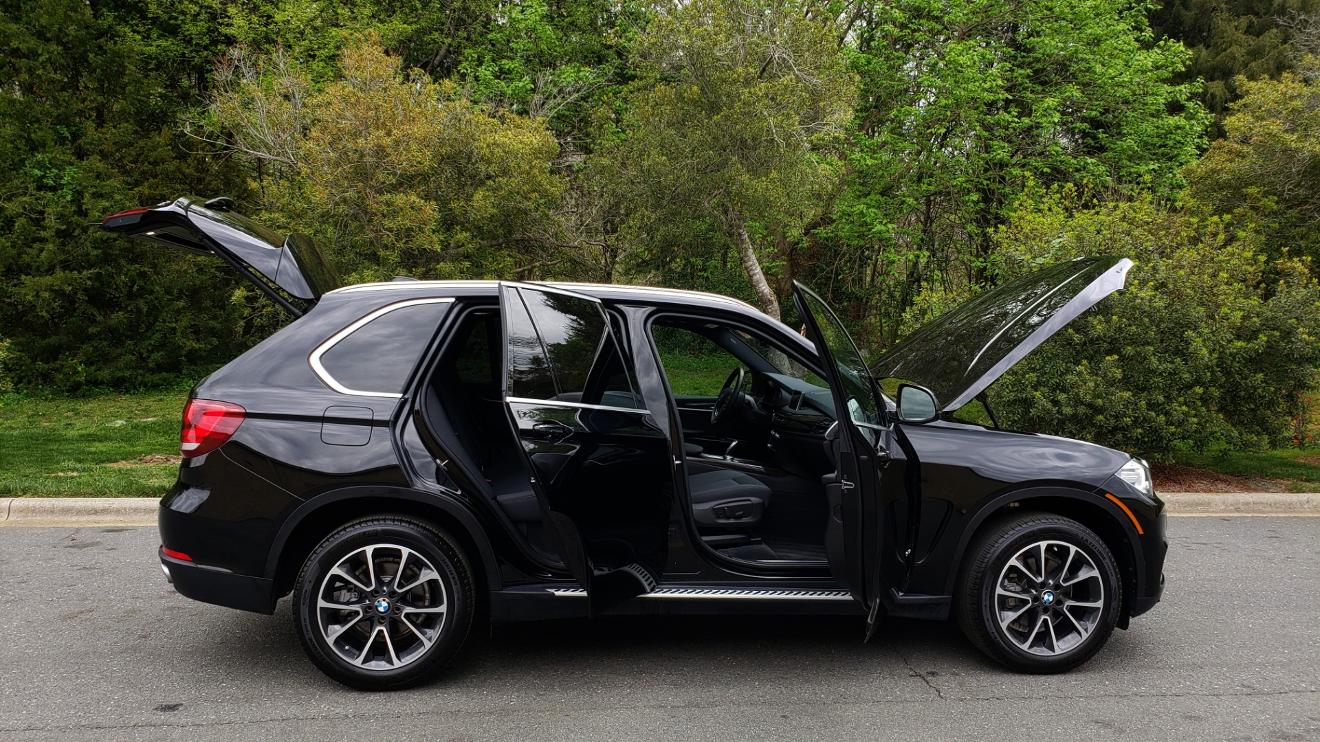 Used 2017 BMW X5 XDRIVE35I / NAV / SUNROOF / REARVIEW / HTD STS for sale Sold at Formula Imports in Charlotte NC 28227 14
