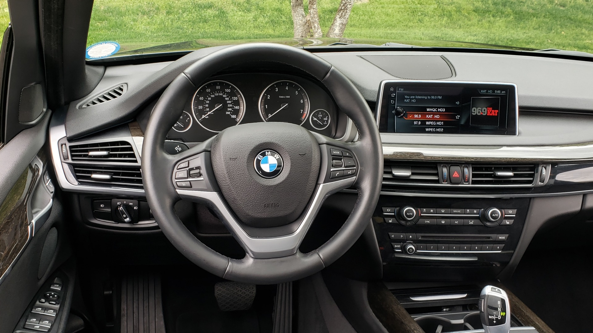 Used 2017 BMW X5 XDRIVE35I / NAV / SUNROOF / REARVIEW / HTD STS for sale Sold at Formula Imports in Charlotte NC 28227 43