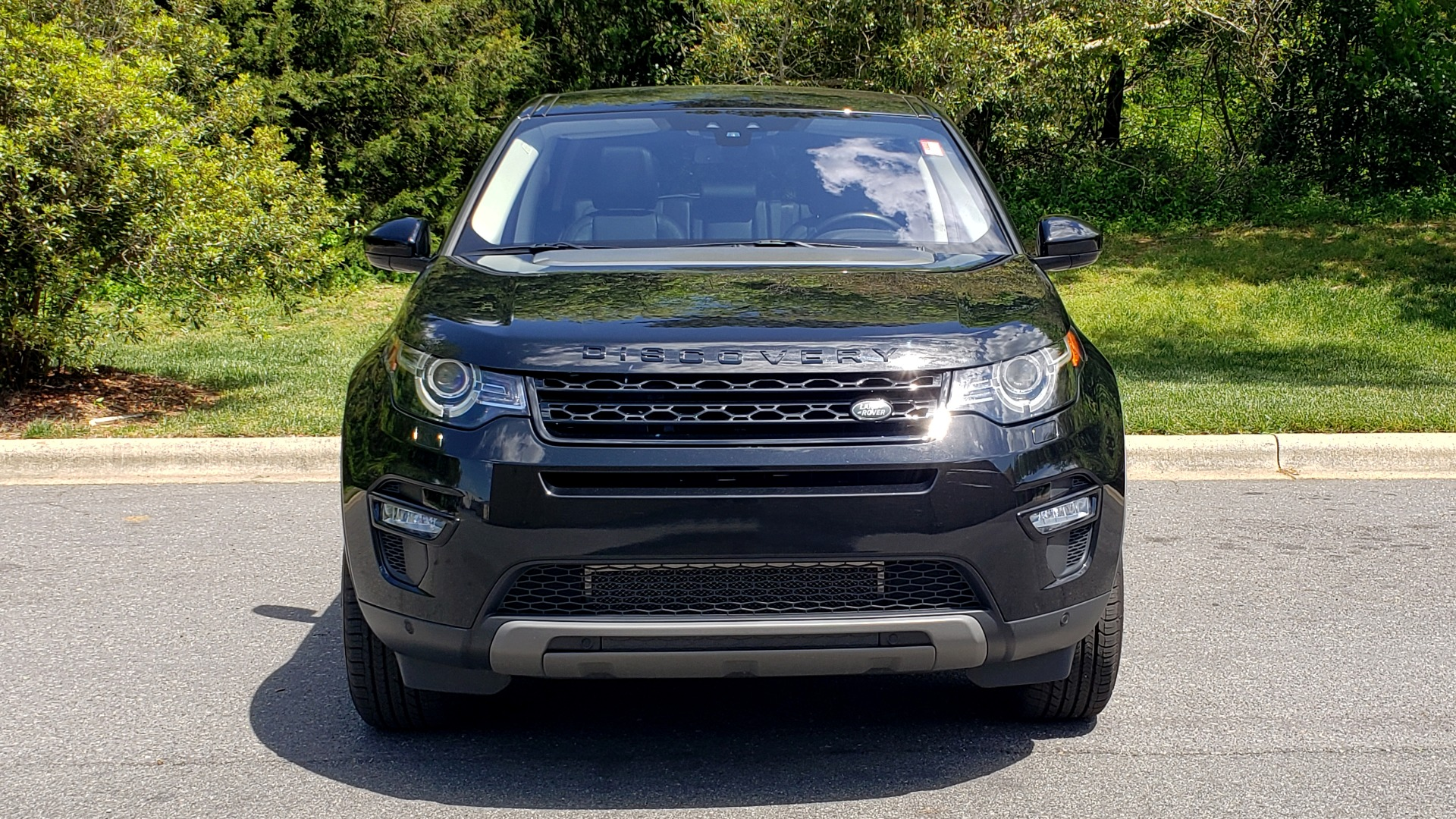 Used 2017 Land Rover DISCOVERY SPORT HSE / NAV / PANO-ROOF / REARVIEW / HTD STS / LANE DEPART for sale Sold at Formula Imports in Charlotte NC 28227 22