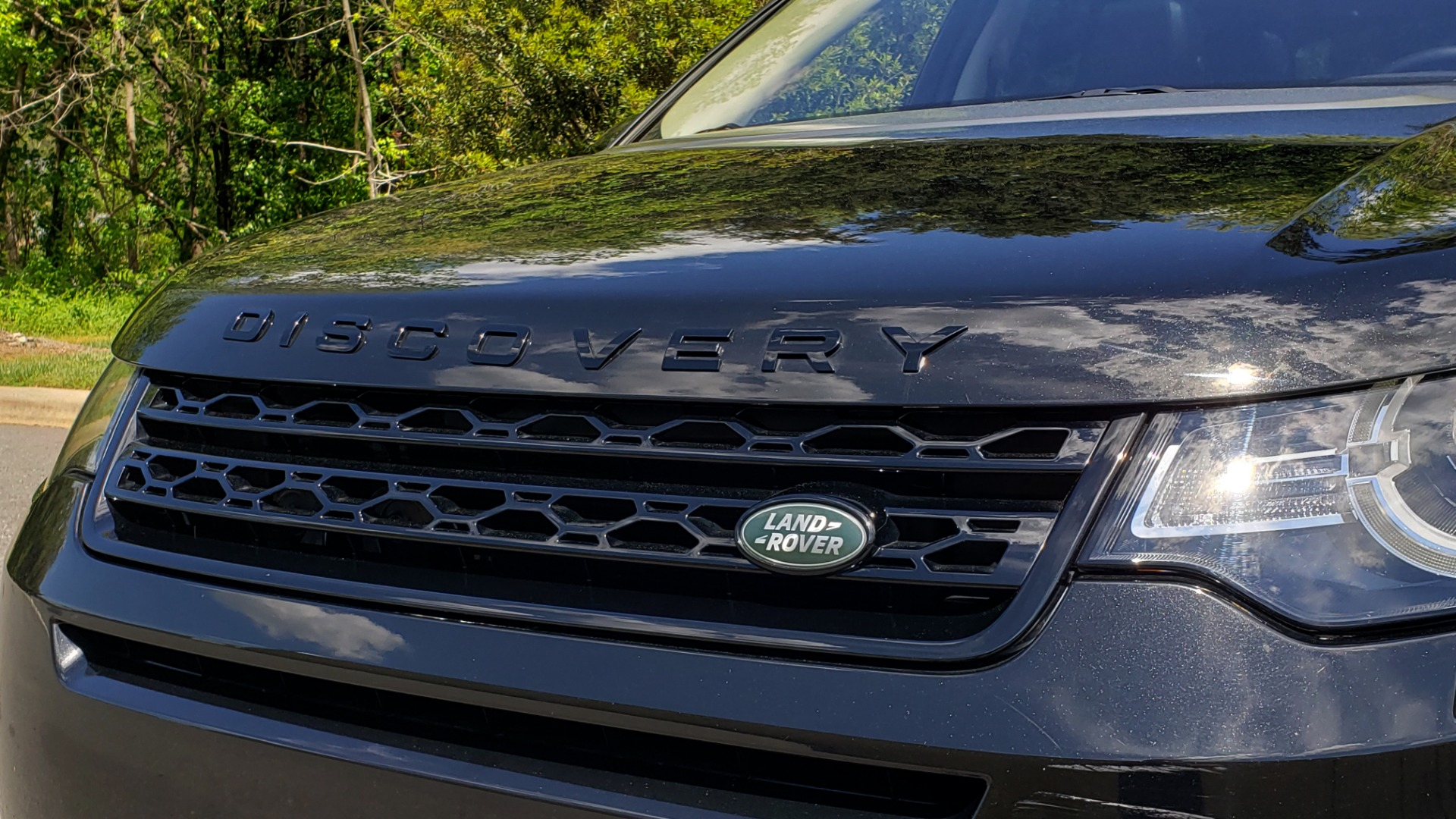Used 2017 Land Rover DISCOVERY SPORT HSE / NAV / PANO-ROOF / REARVIEW / HTD STS / LANE DEPART for sale Sold at Formula Imports in Charlotte NC 28227 25