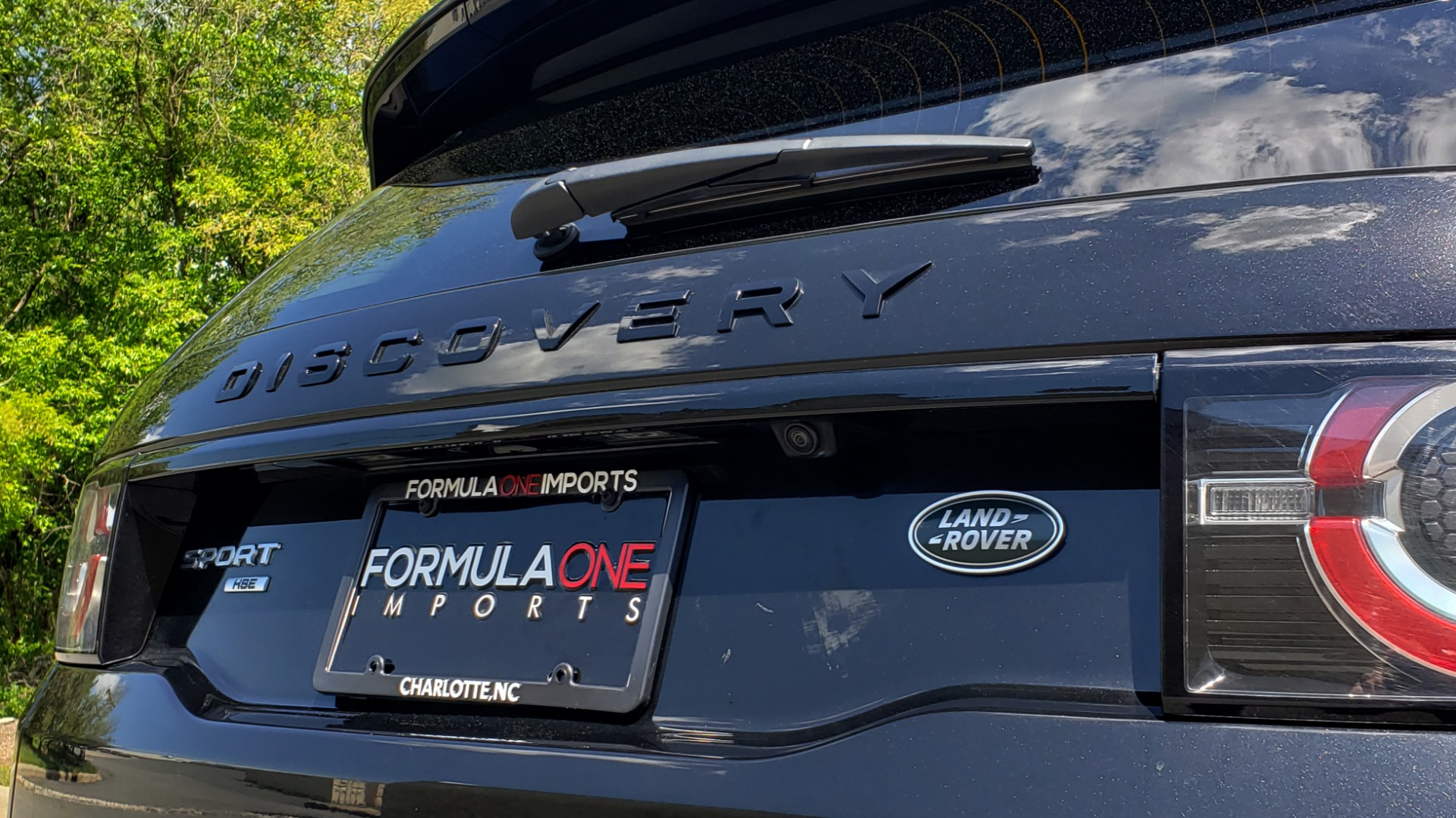 Used 2017 Land Rover DISCOVERY SPORT HSE / NAV / PANO-ROOF / REARVIEW / HTD STS / LANE DEPART for sale Sold at Formula Imports in Charlotte NC 28227 32