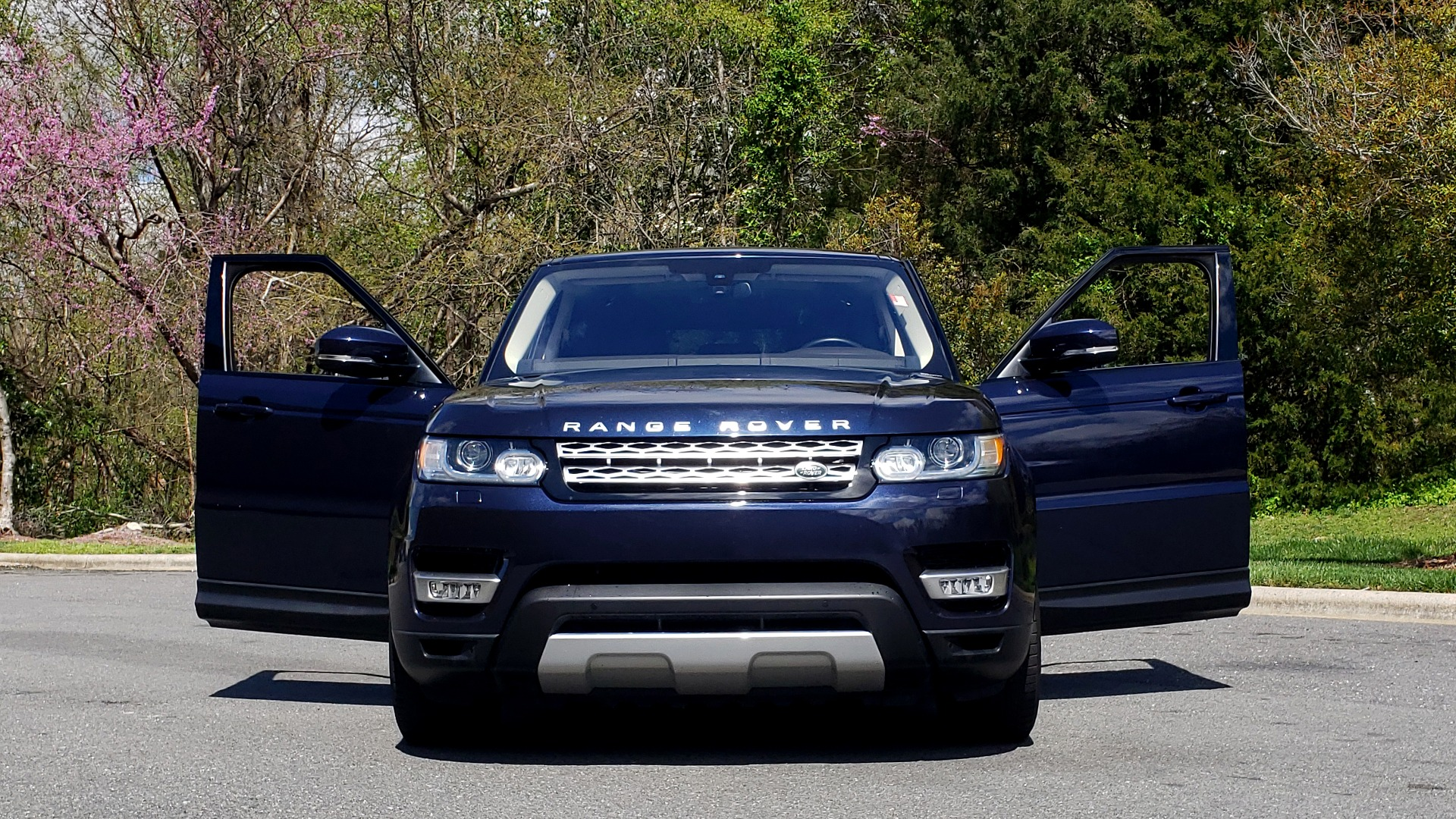 Used 2016 Land Rover RANGE ROVER SPORT SC V6 HSE / 4WD / NAV / PANO-ROOF / REARVIEW / CLIMATE & VISIBILITY for sale Sold at Formula Imports in Charlotte NC 28227 24