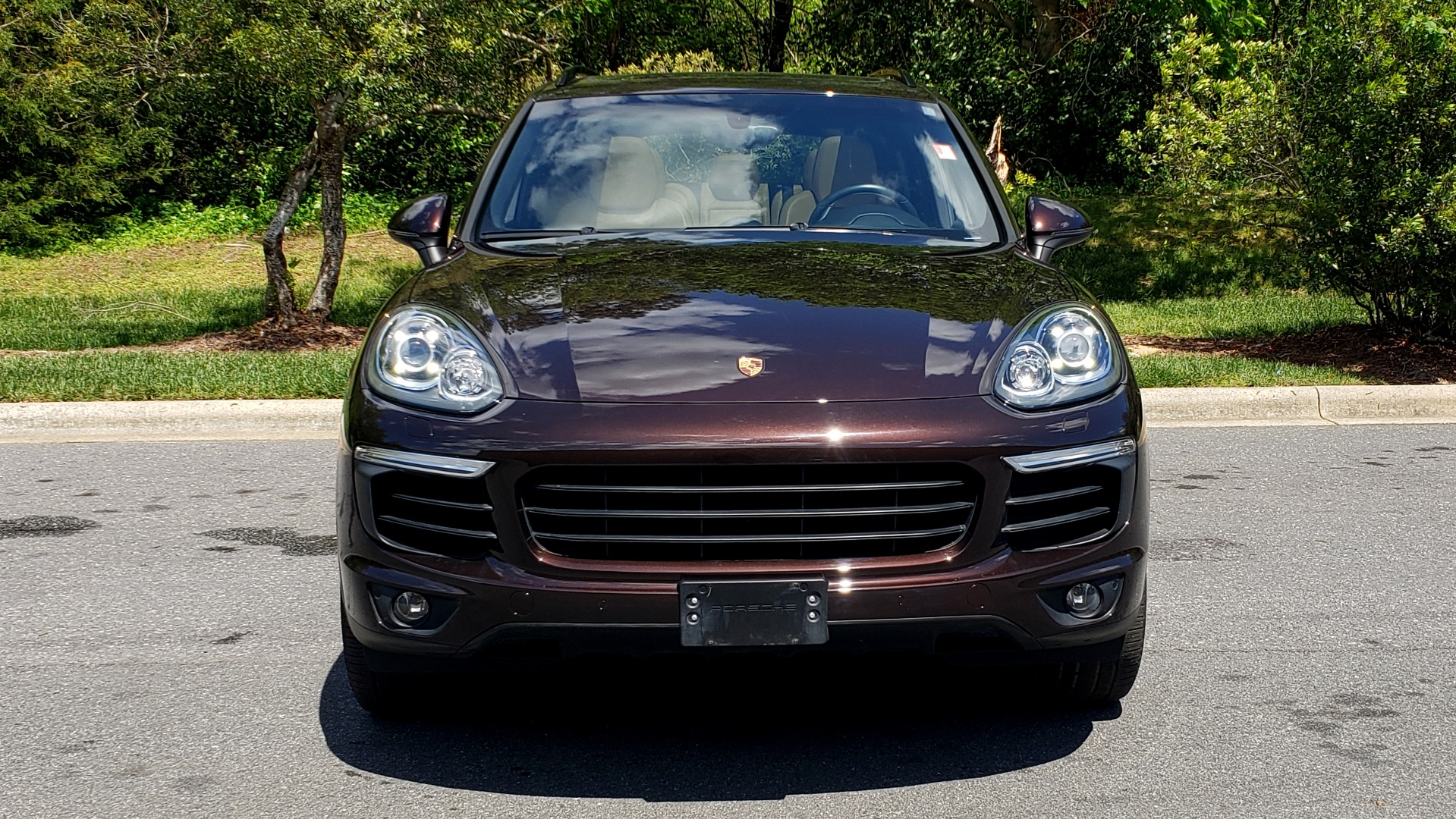 Used 2017 Porsche CAYENNE S E-HYBRID PLATINUM EDITION for sale Sold at Formula Imports in Charlotte NC 28227 22