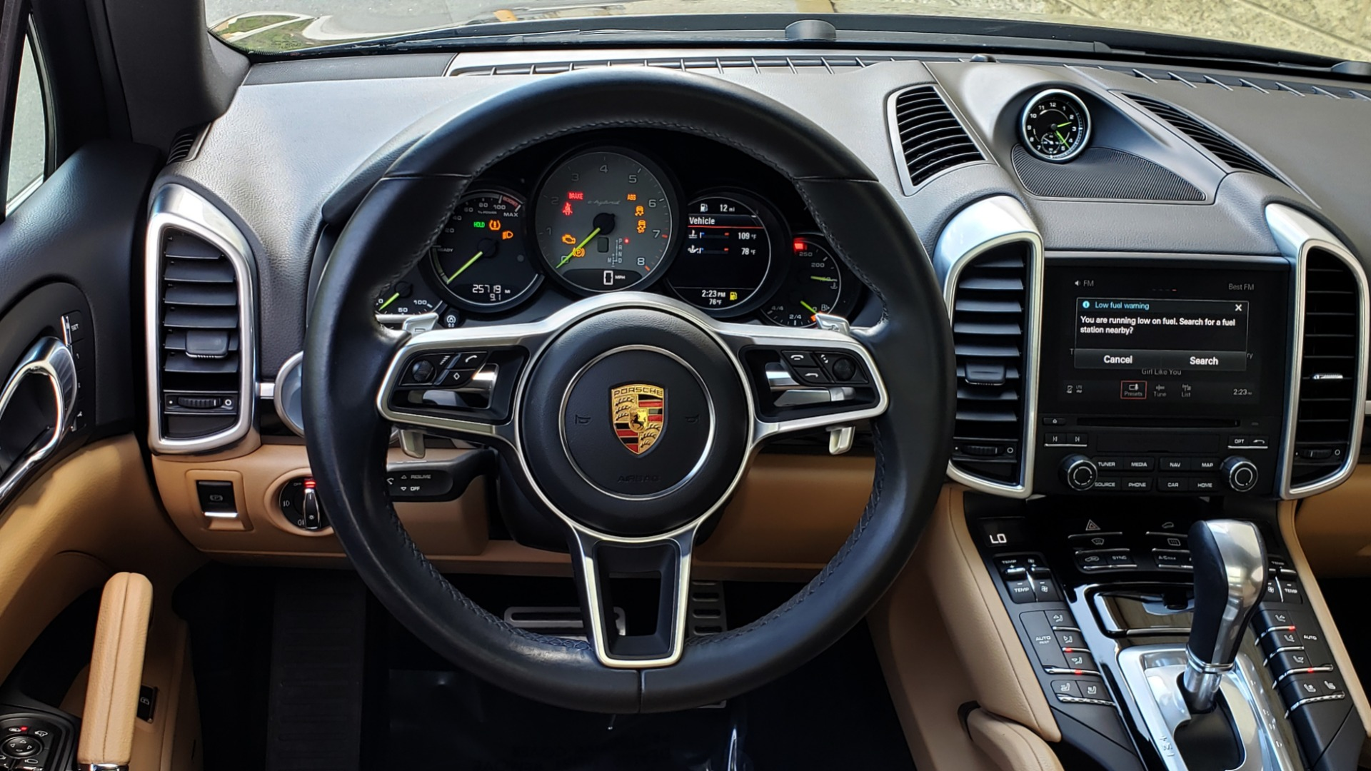 Used 2017 Porsche CAYENNE S E-HYBRID PLATINUM EDITION for sale Sold at Formula Imports in Charlotte NC 28227 47