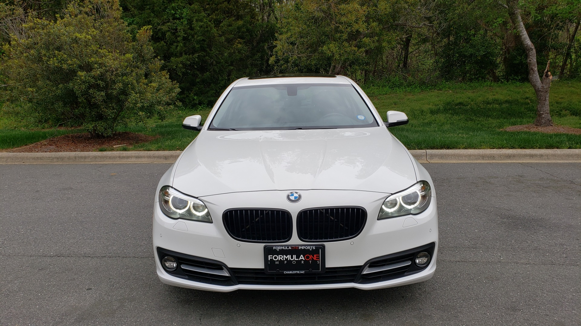 Used 2016 BMW 5 SERIES 528I XDRIVE SPECIAL EDITION / NAV / SUNROOF /HTD STS / REARVIEW for sale Sold at Formula Imports in Charlotte NC 28227 21