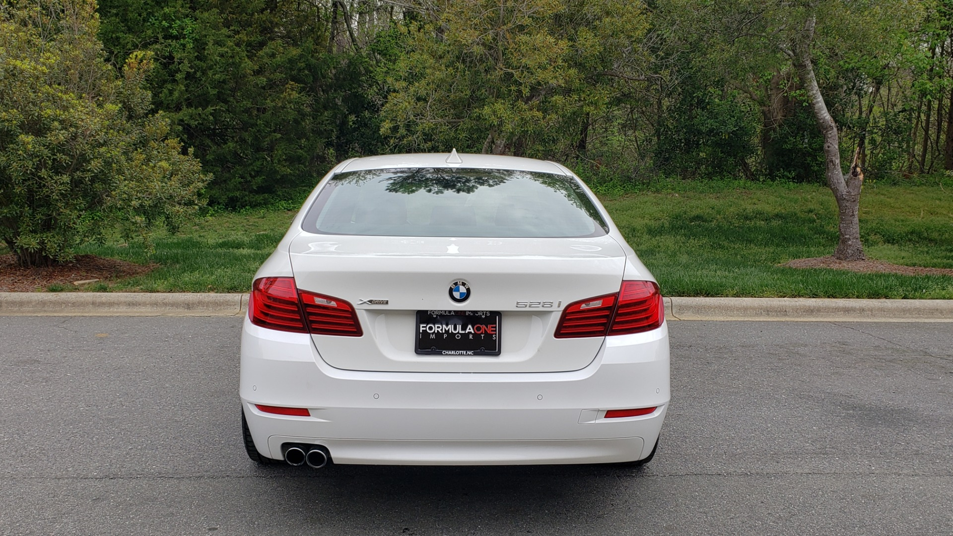 Used 2016 BMW 5 SERIES 528I XDRIVE SPECIAL EDITION / NAV / SUNROOF /HTD STS / REARVIEW for sale Sold at Formula Imports in Charlotte NC 28227 28