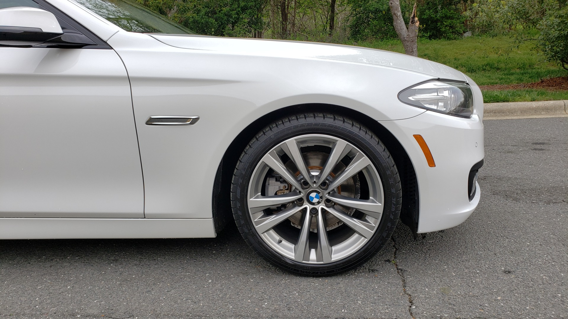 Used 2016 BMW 5 SERIES 528I XDRIVE SPECIAL EDITION / NAV / SUNROOF /HTD STS / REARVIEW for sale Sold at Formula Imports in Charlotte NC 28227 81