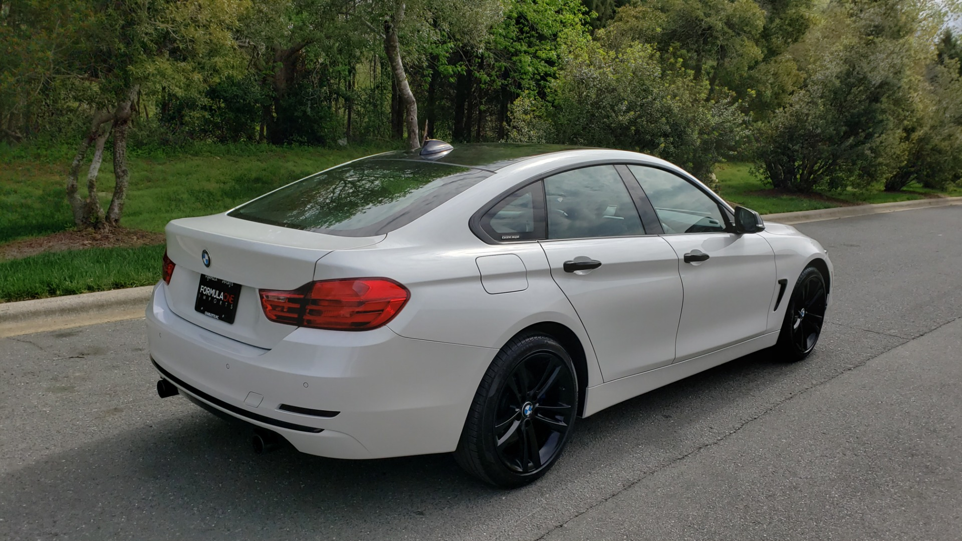 Used 2017 BMW 4 SERIES 440I XDRIVE / NAV / TECH PKG / DRVR ASST / SNRF / REARVIEW for sale Sold at Formula Imports in Charlotte NC 28227 11