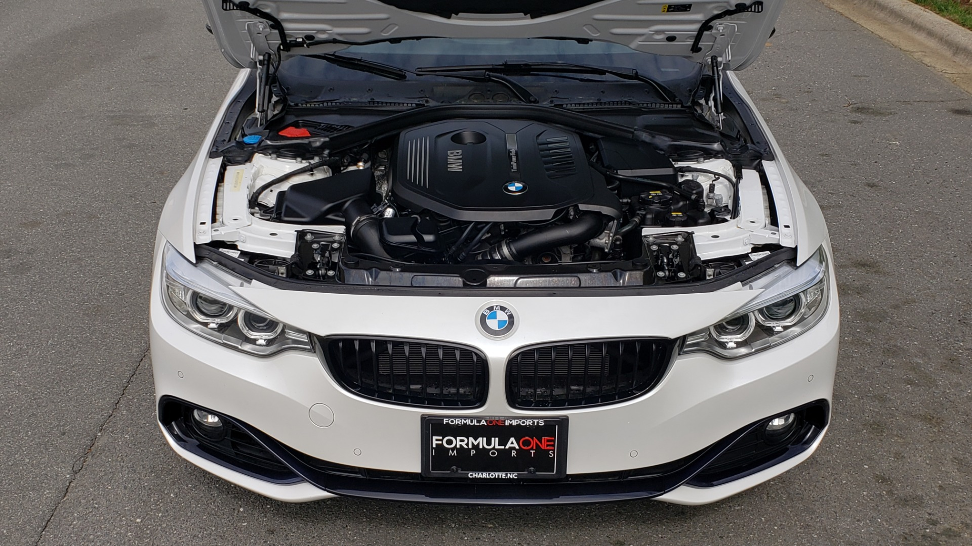Used 2017 BMW 4 SERIES 440I XDRIVE / NAV / TECH PKG / DRVR ASST / SNRF / REARVIEW for sale Sold at Formula Imports in Charlotte NC 28227 18