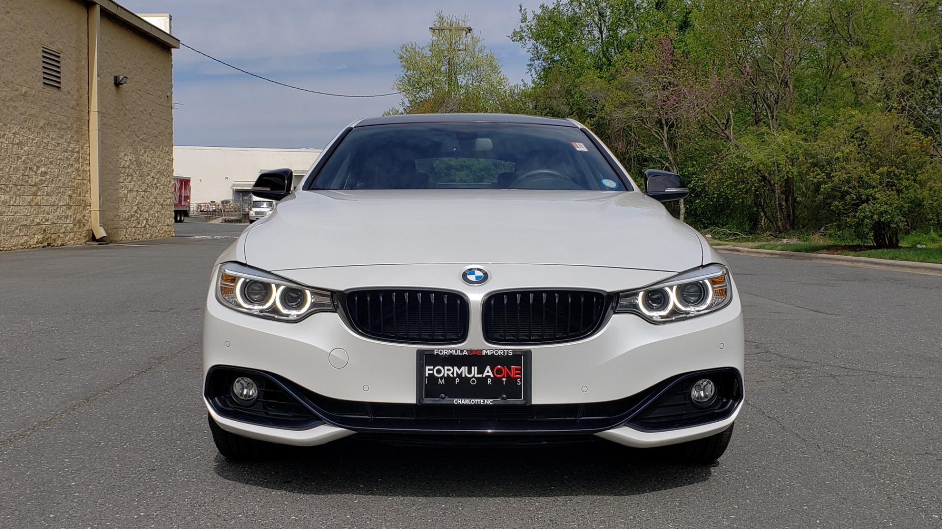 Used 2017 BMW 4 SERIES 440I XDRIVE / NAV / TECH PKG / DRVR ASST / SNRF / REARVIEW for sale Sold at Formula Imports in Charlotte NC 28227 28