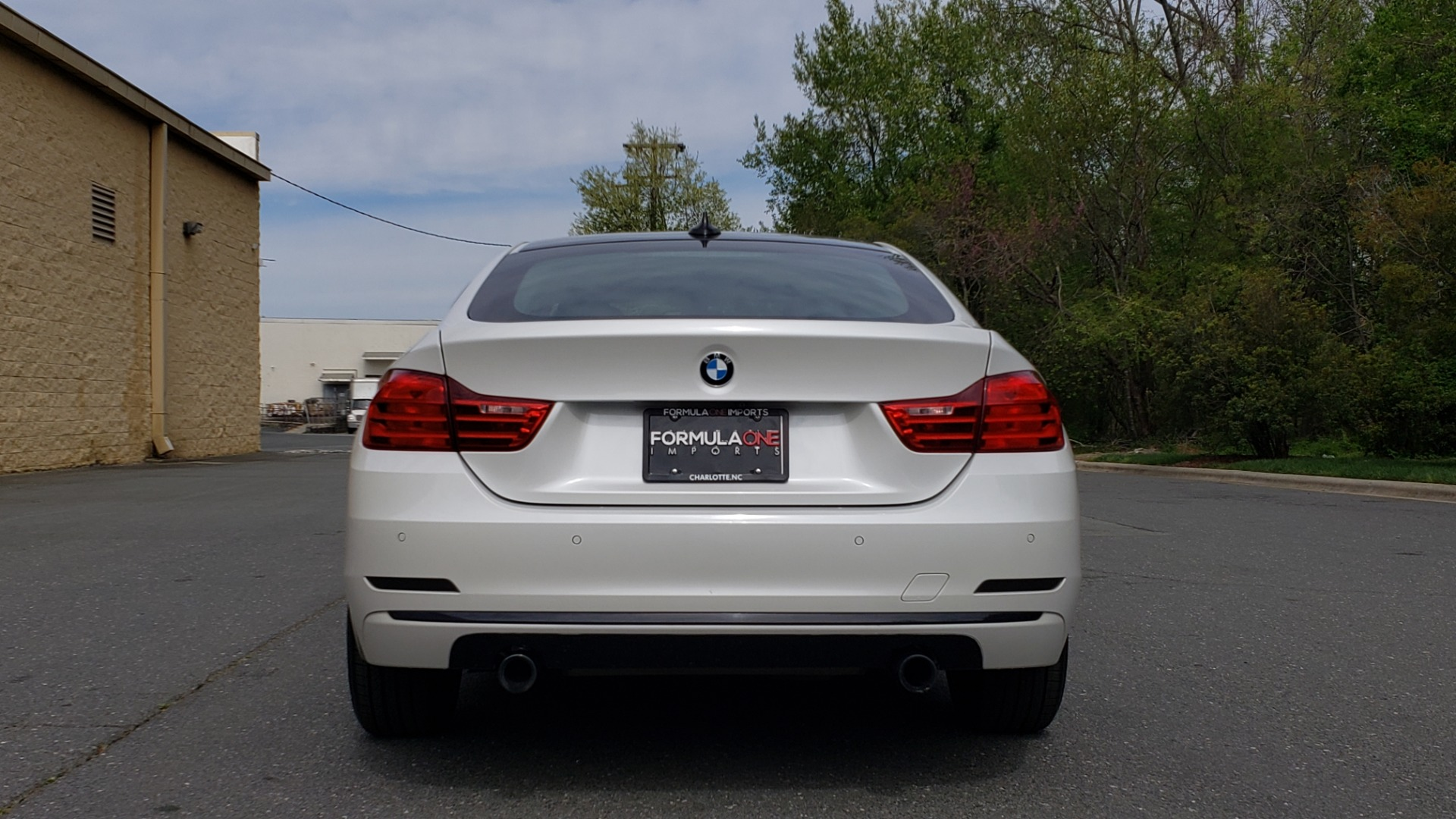 Used 2017 BMW 4 SERIES 440I XDRIVE / NAV / TECH PKG / DRVR ASST / SNRF / REARVIEW for sale Sold at Formula Imports in Charlotte NC 28227 35