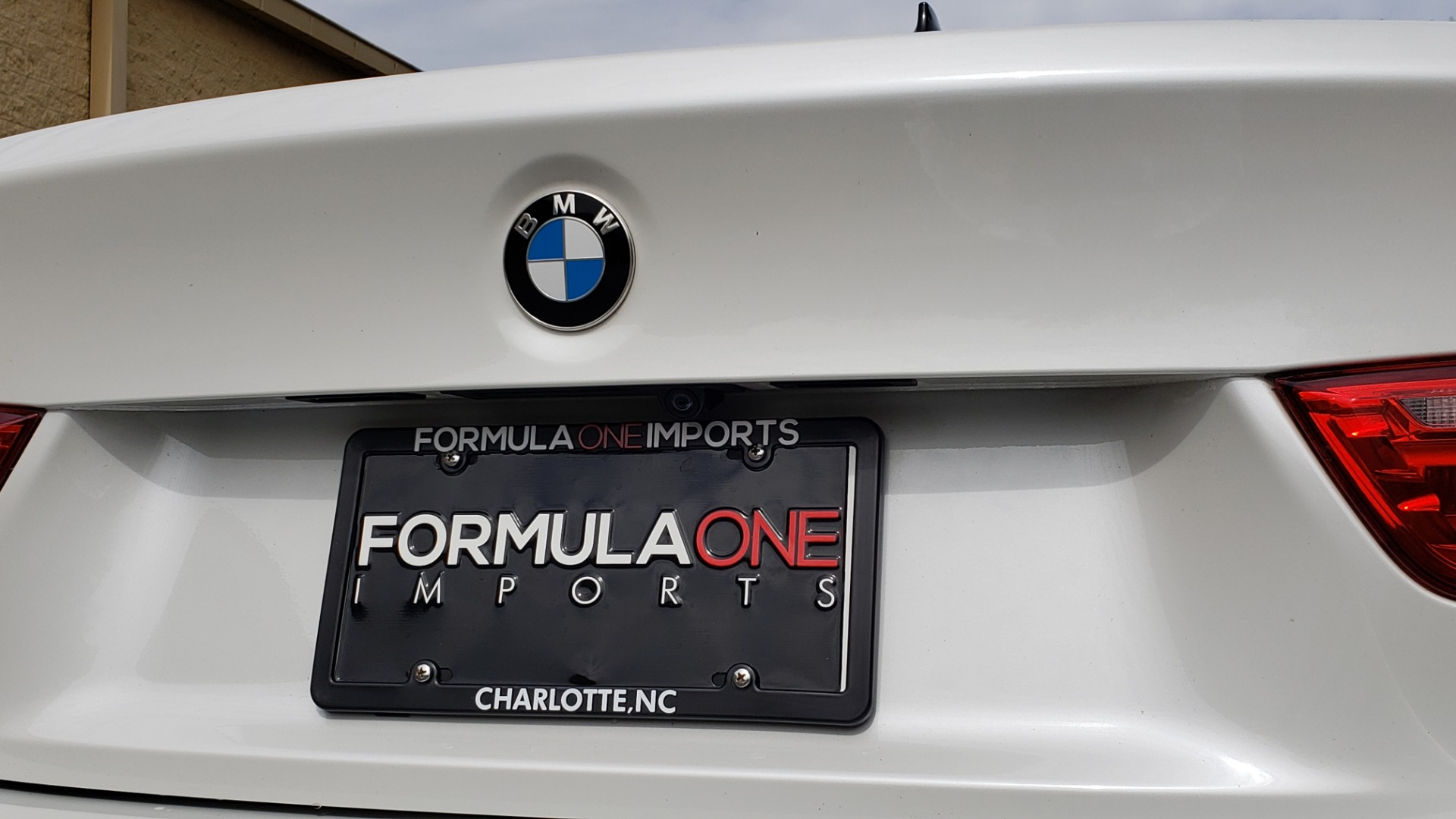 Used 2017 BMW 4 SERIES 440I XDRIVE / NAV / TECH PKG / DRVR ASST / SNRF / REARVIEW for sale Sold at Formula Imports in Charlotte NC 28227 38