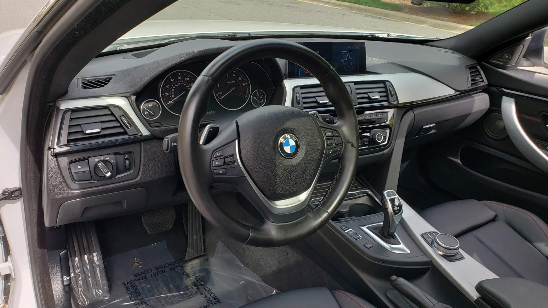 Used 2017 BMW 4 SERIES 440I XDRIVE / NAV / TECH PKG / DRVR ASST / SNRF / REARVIEW for sale Sold at Formula Imports in Charlotte NC 28227 43