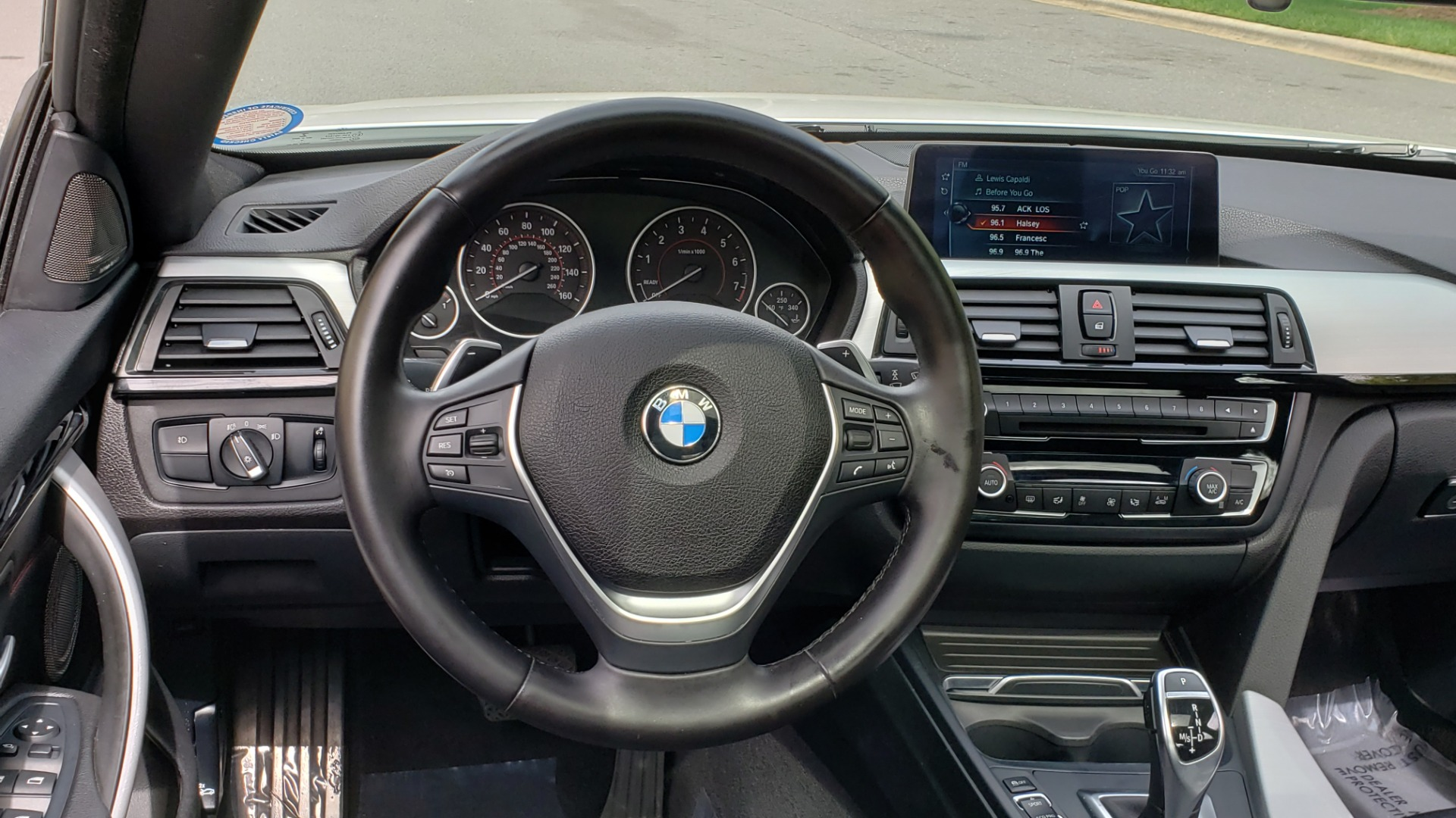 Used 2017 BMW 4 SERIES 440I XDRIVE / NAV / TECH PKG / DRVR ASST / SNRF / REARVIEW for sale Sold at Formula Imports in Charlotte NC 28227 45