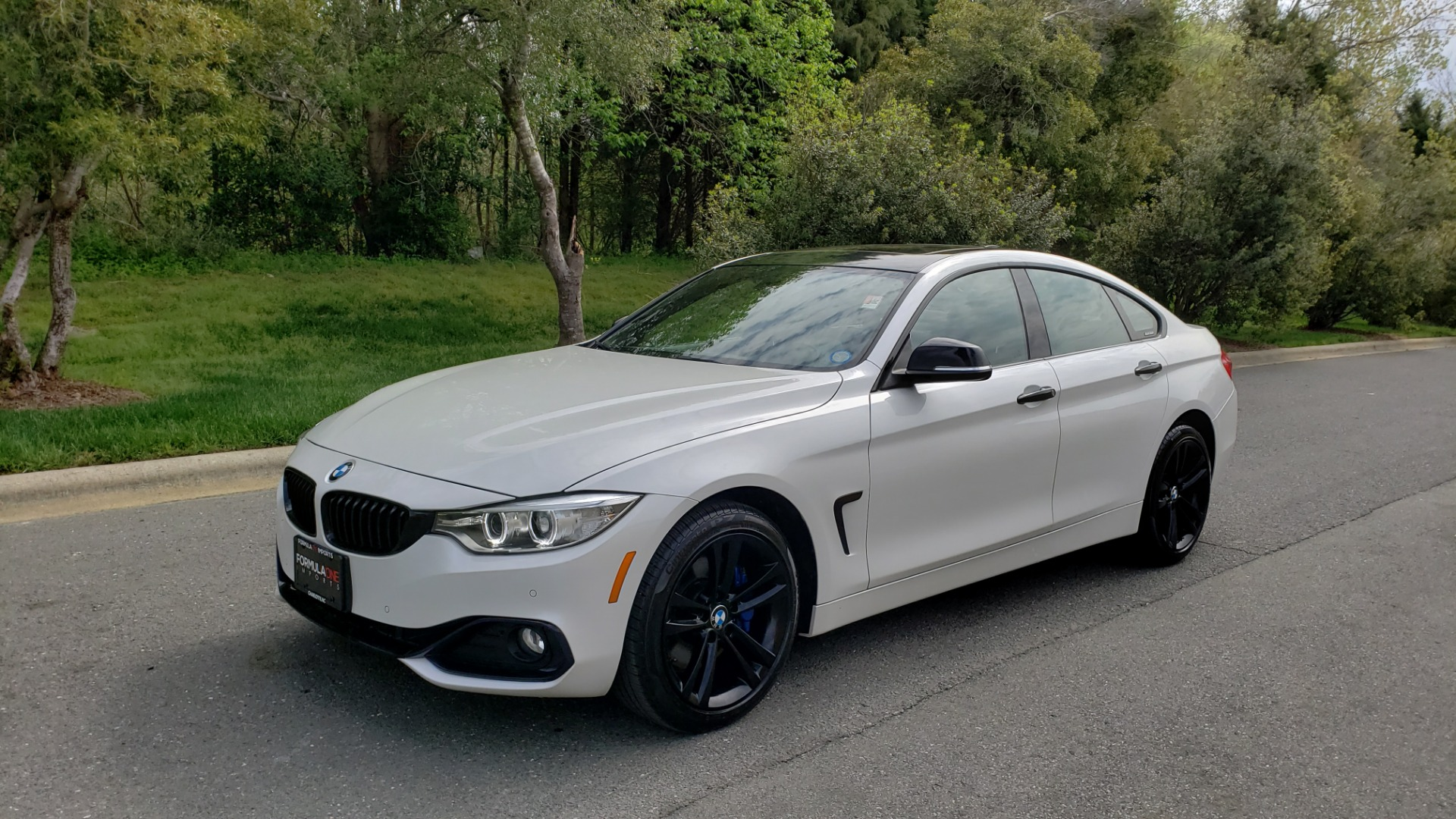 Used 2017 BMW 4 SERIES 440I XDRIVE / NAV / TECH PKG / DRVR ASST / SNRF / REARVIEW for sale Sold at Formula Imports in Charlotte NC 28227 1
