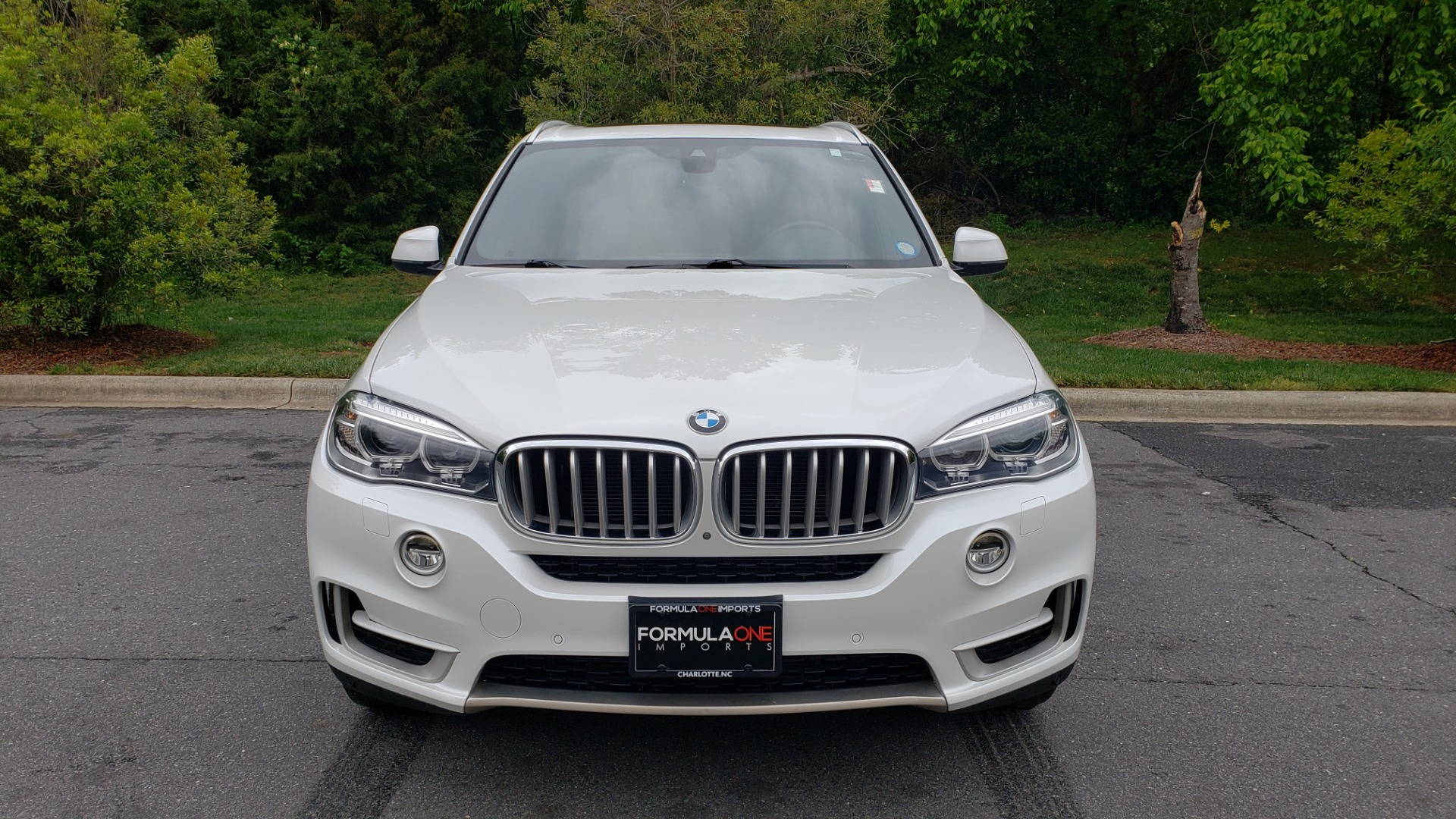 Used 2017 BMW X5 XDRIVE35I PREMIUM / DRVR ASST PLUS / CLD WTHR / REARVIEW for sale Sold at Formula Imports in Charlotte NC 28227 19