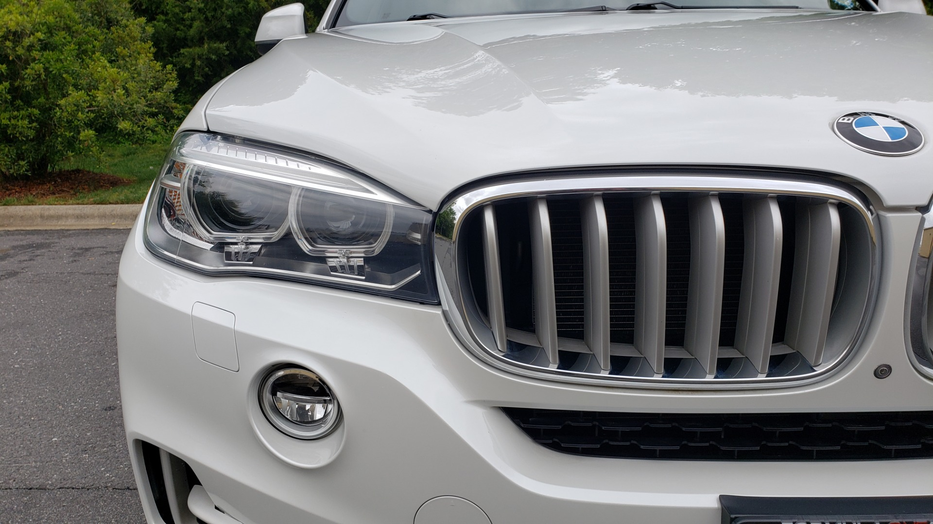 Used 2017 BMW X5 XDRIVE35I PREMIUM / DRVR ASST PLUS / CLD WTHR / REARVIEW for sale Sold at Formula Imports in Charlotte NC 28227 20