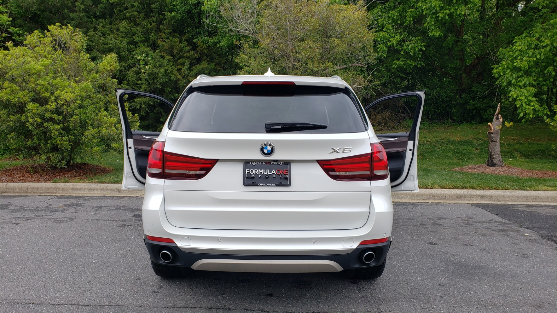 Used 2017 BMW X5 XDRIVE35I PREMIUM / DRVR ASST PLUS / CLD WTHR / REARVIEW for sale Sold at Formula Imports in Charlotte NC 28227 26