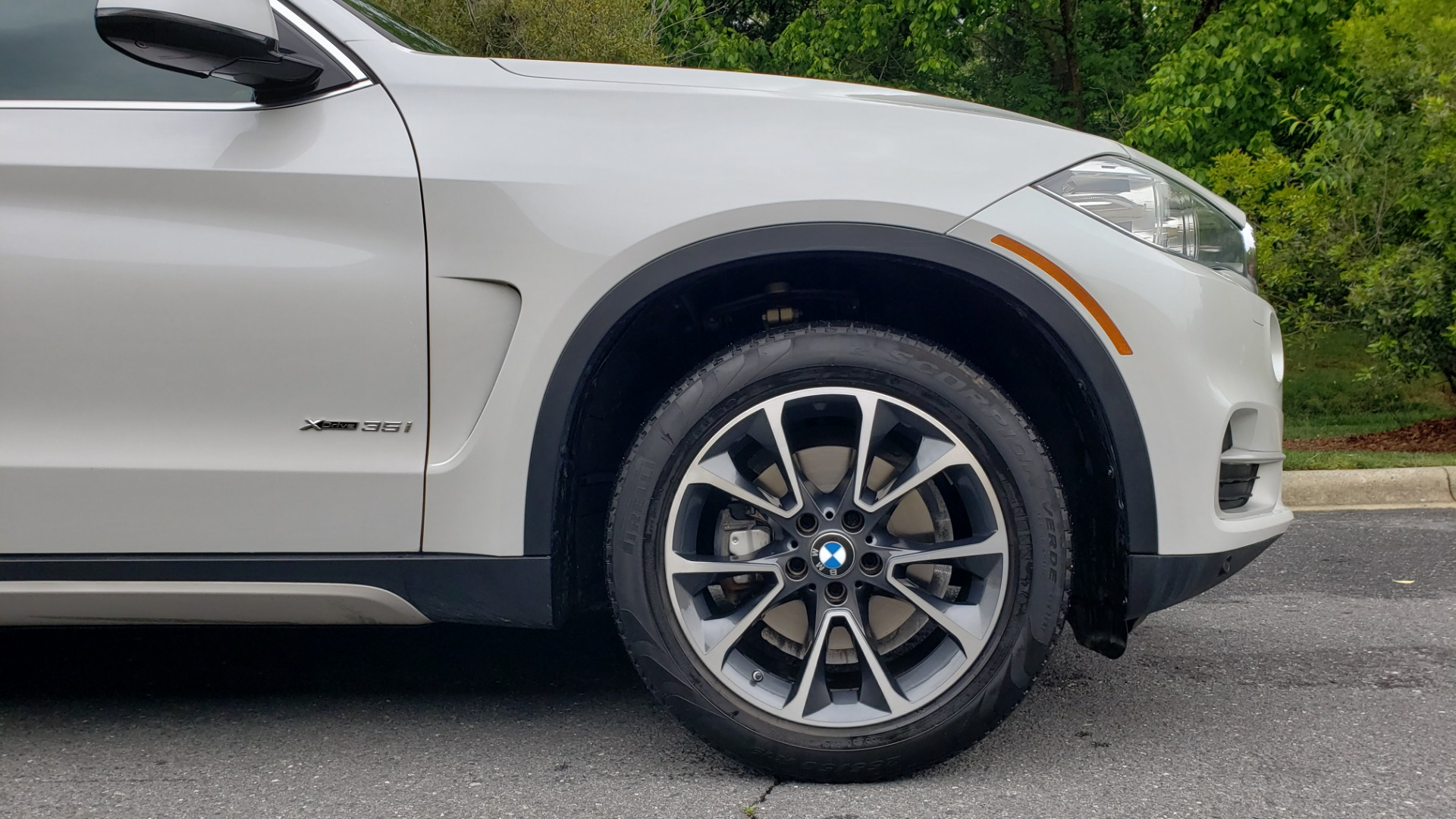 Used 2017 BMW X5 XDRIVE35I PREMIUM / DRVR ASST PLUS / CLD WTHR / REARVIEW for sale Sold at Formula Imports in Charlotte NC 28227 86