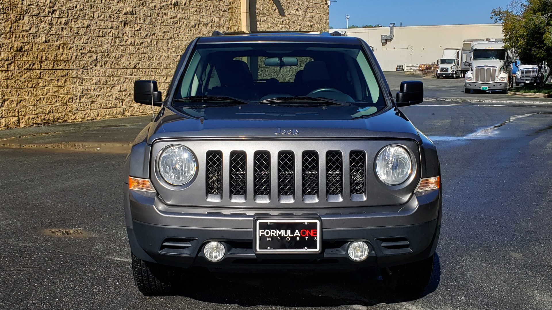 Used 2012 Jeep PATRIOT LATITUDE 4WD / SUNROOF / BOSTON ACOUSTICS SOUND for sale Sold at Formula Imports in Charlotte NC 28227 23