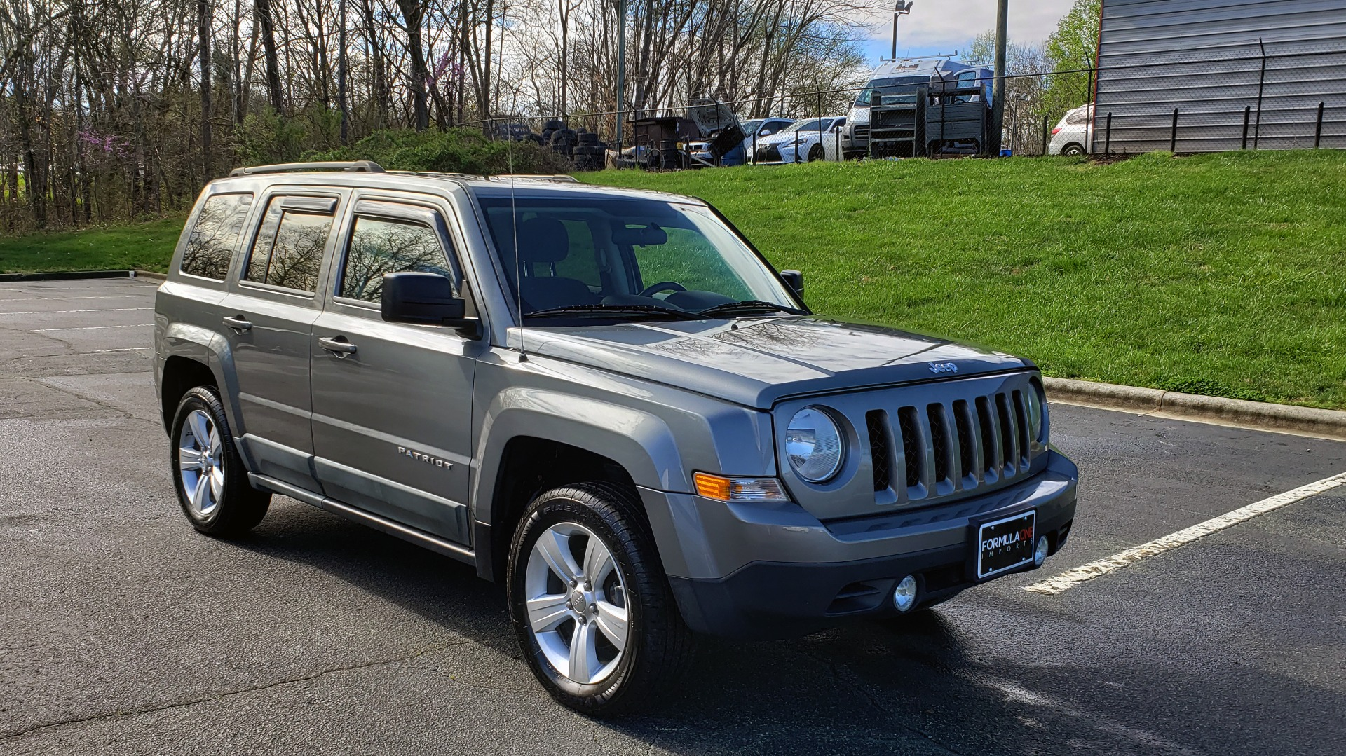 Used 2012 Jeep PATRIOT LATITUDE 4WD / SUNROOF / BOSTON ACOUSTICS SOUND for sale Sold at Formula Imports in Charlotte NC 28227 4