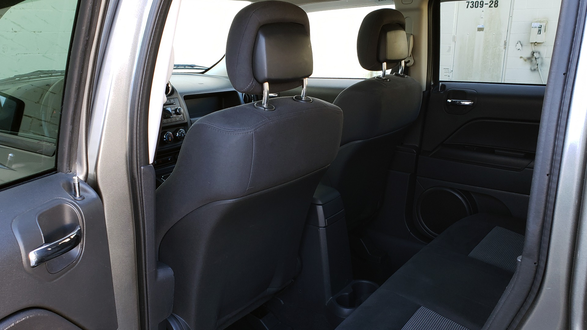 Used 2012 Jeep PATRIOT LATITUDE 4WD / SUNROOF / BOSTON ACOUSTICS SOUND for sale Sold at Formula Imports in Charlotte NC 28227 48