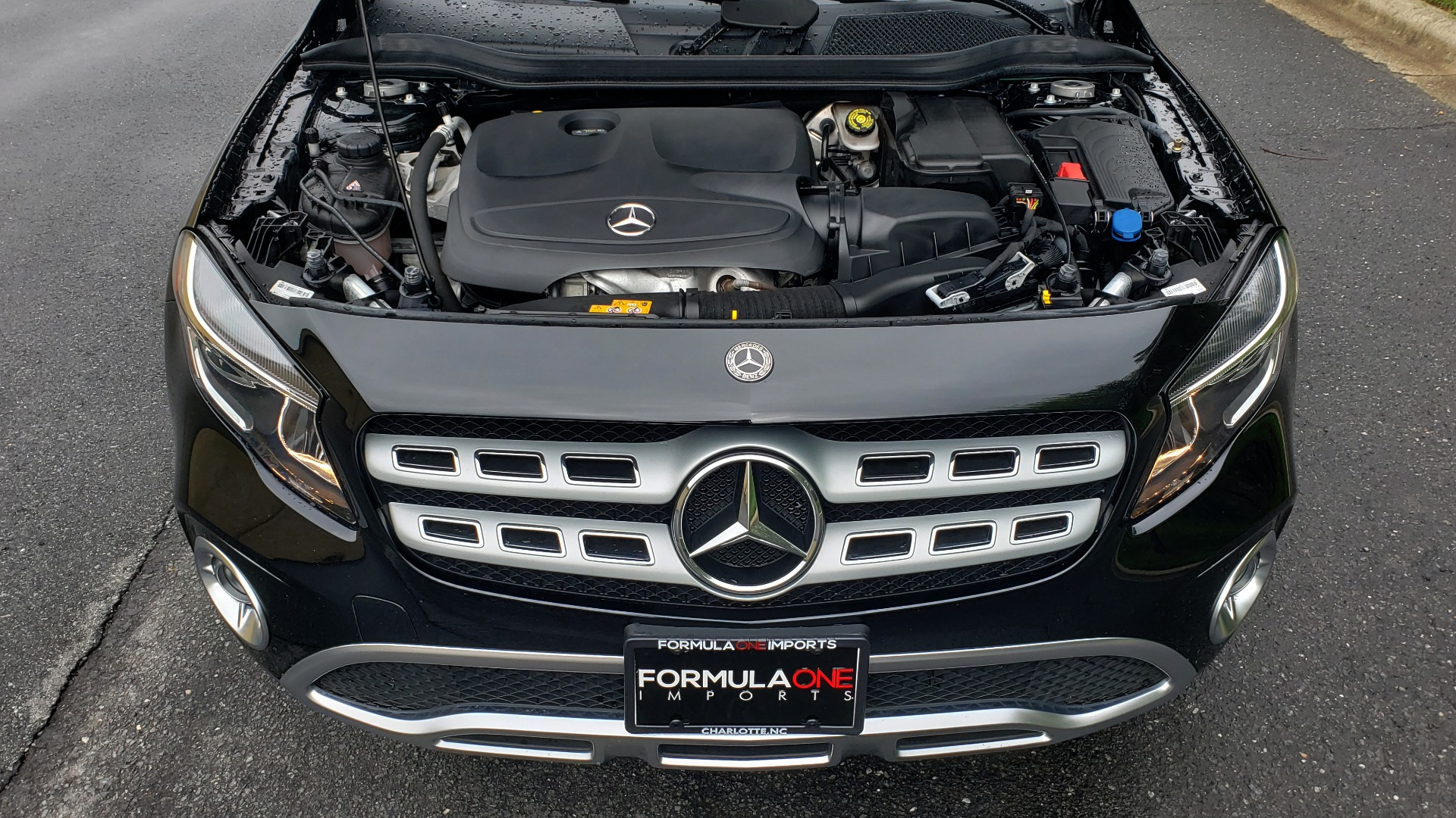 Used 2018 Mercedes-Benz GLA 250 4MATIC / PREMIUM / CONV PKG / NAV / PANO-ROOF for sale Sold at Formula Imports in Charlotte NC 28227 10
