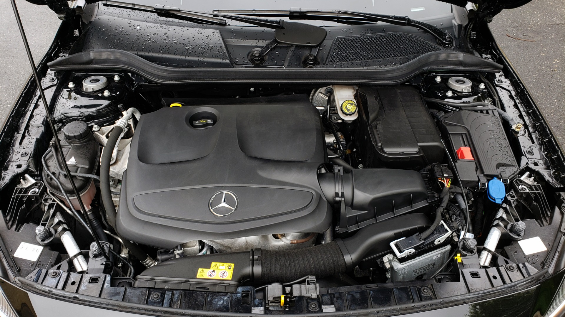 Used 2018 Mercedes-Benz GLA 250 4MATIC / PREMIUM / CONV PKG / NAV / PANO-ROOF for sale Sold at Formula Imports in Charlotte NC 28227 11