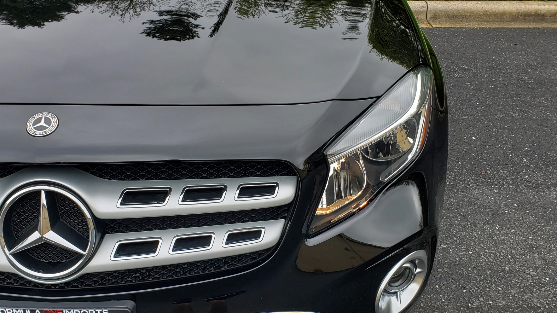 Used 2018 Mercedes-Benz GLA 250 4MATIC / PREMIUM / CONV PKG / NAV / PANO-ROOF for sale Sold at Formula Imports in Charlotte NC 28227 23